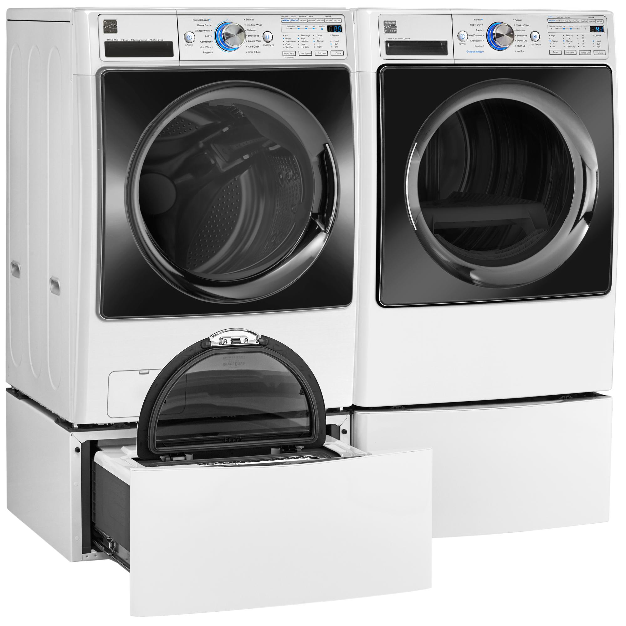 Kenmore Elite 81582 7.4 cu. ft. Electric Dryer w/ Steam