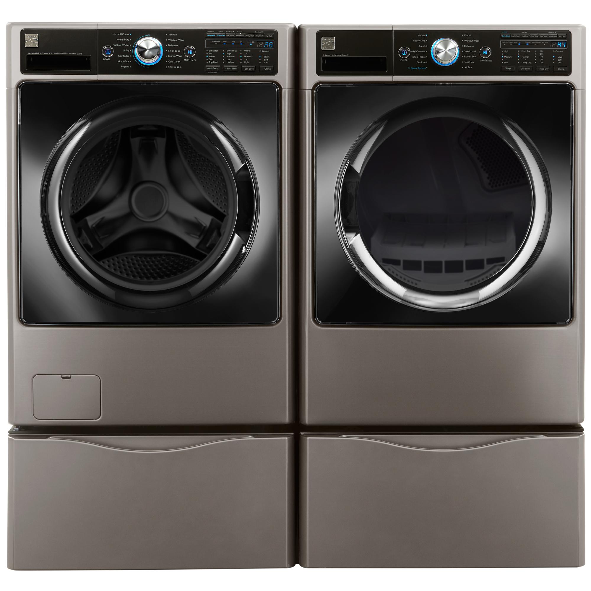 Kenmore Elite 41583 4.5 cu. ft. Front-Load Washer w/Steam & Accela Wash