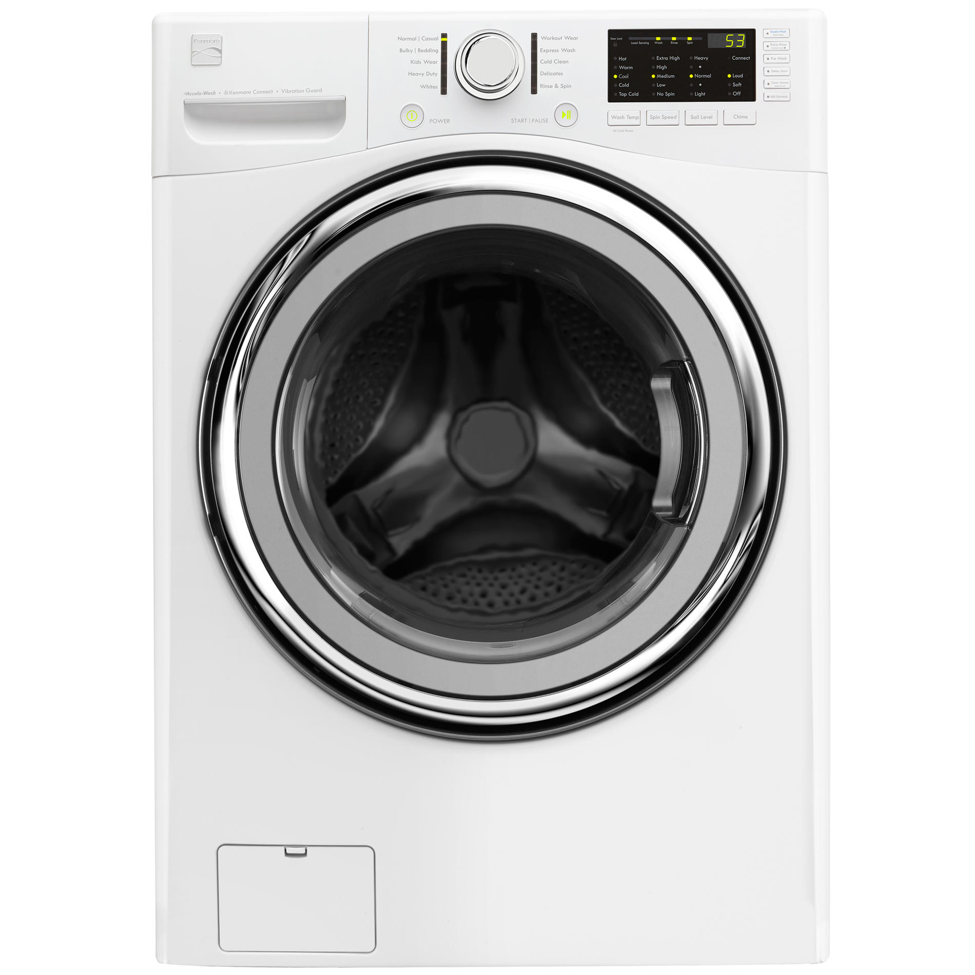 41392-4-5-cu-ft-Front-Load-Washer-w-Accela-Wash-White