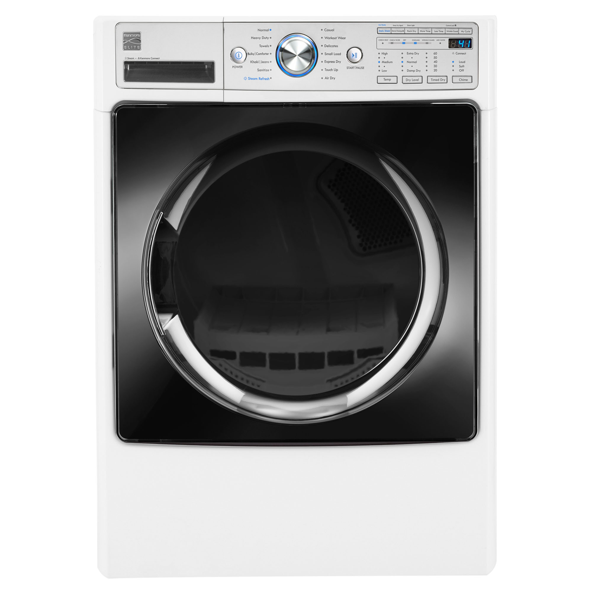 Kenmore Elite 81582 7.4 cu. ft. Electric Dryer w/ Steam