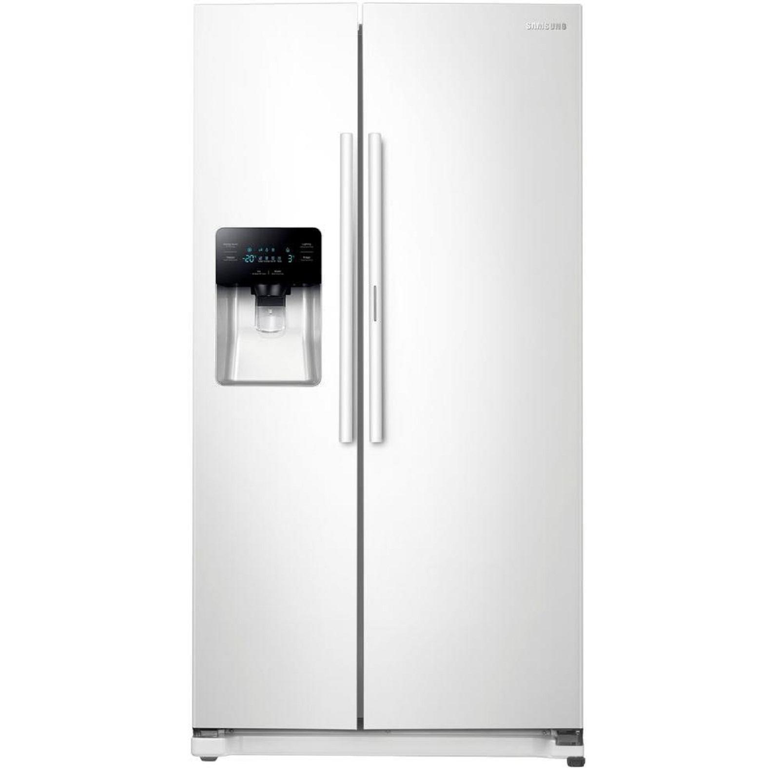 Samsung Samsung 24.7 cu. ft. Side by Side Refrigerator  with Food Showcase Design