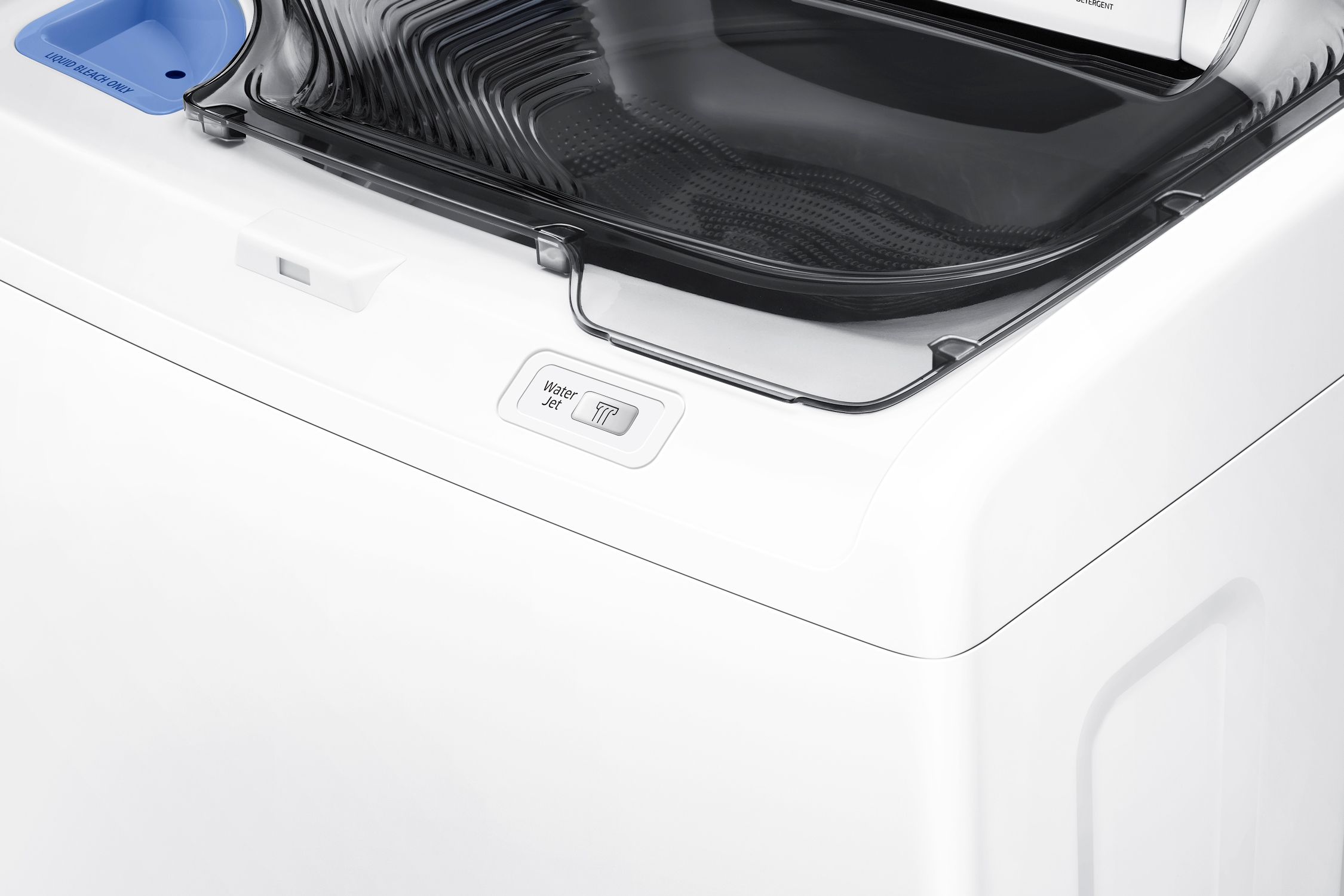 Samsung WA52J8700AW/A2 5.2 cu. ft. Top Load Washer With Activewash™ White