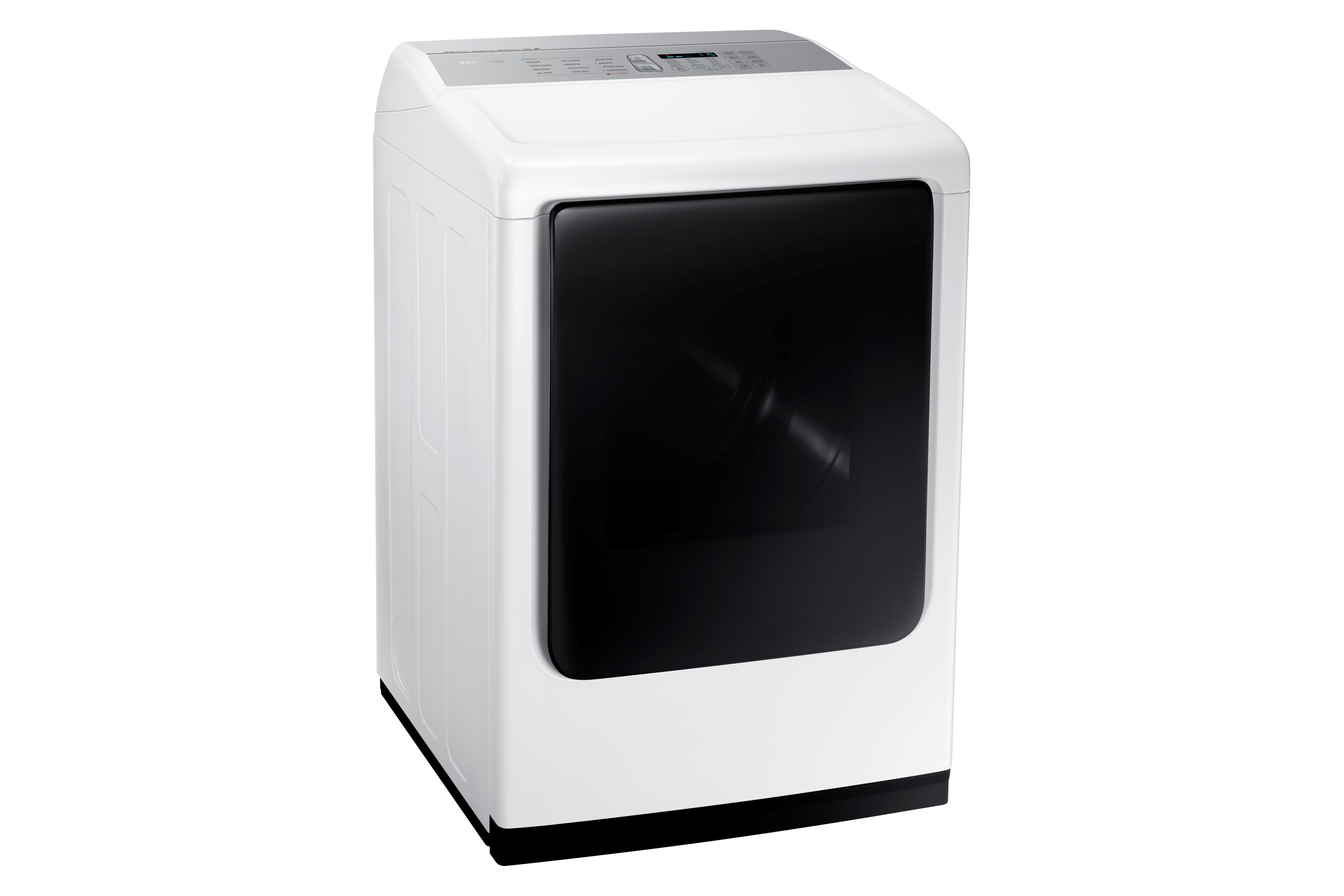 Samsung DV50K8600GW 7.4 cu. ft. Large Capacity Gas Front Load Dryer White