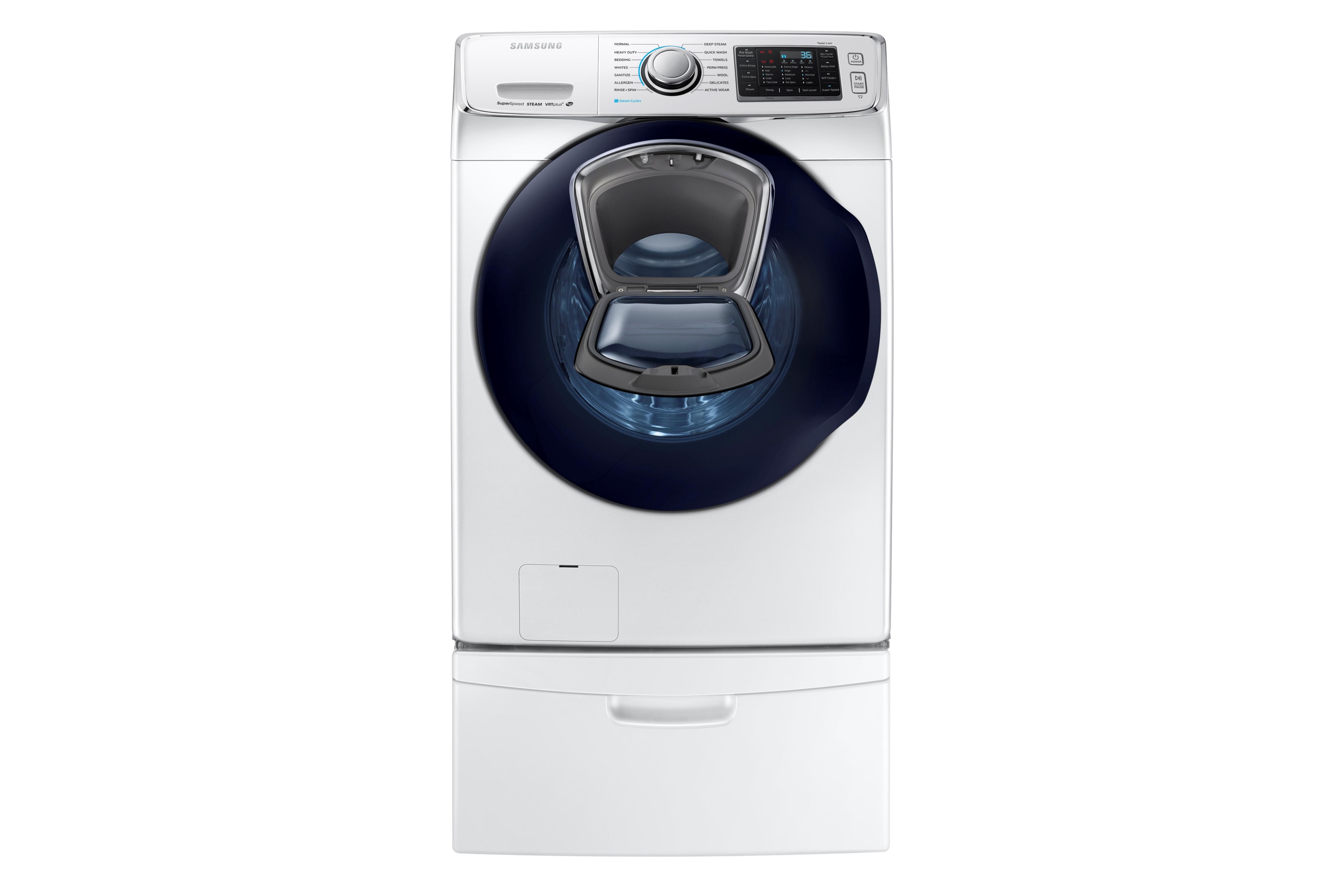 Samsung WF45K6200AW 4.5 cu. ft. AddWash™ Front Load Washer White