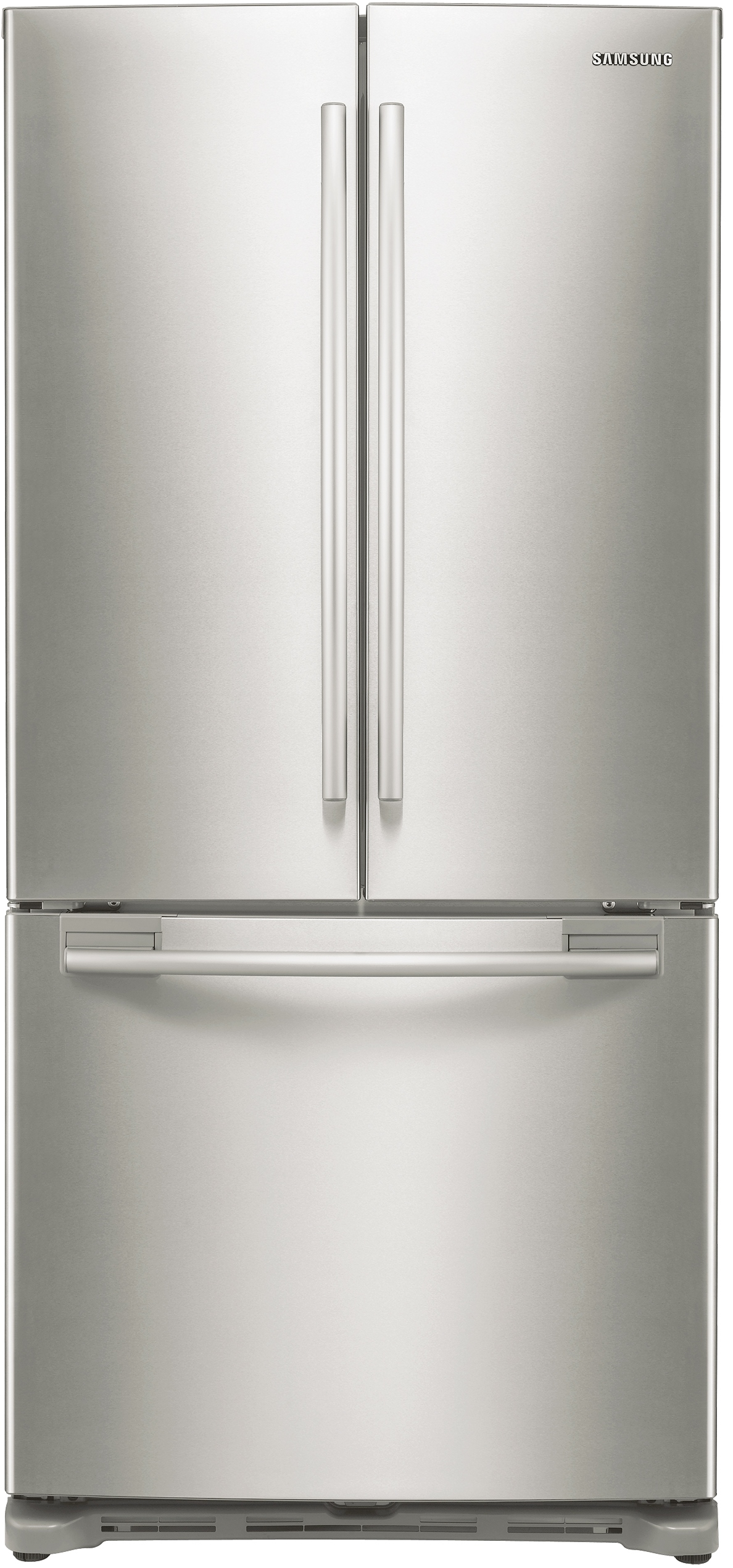 Samsung RF18HFENBSR 18 cu. ft. Capacity Counter Depth French Door Refrigerator Stainless Steel