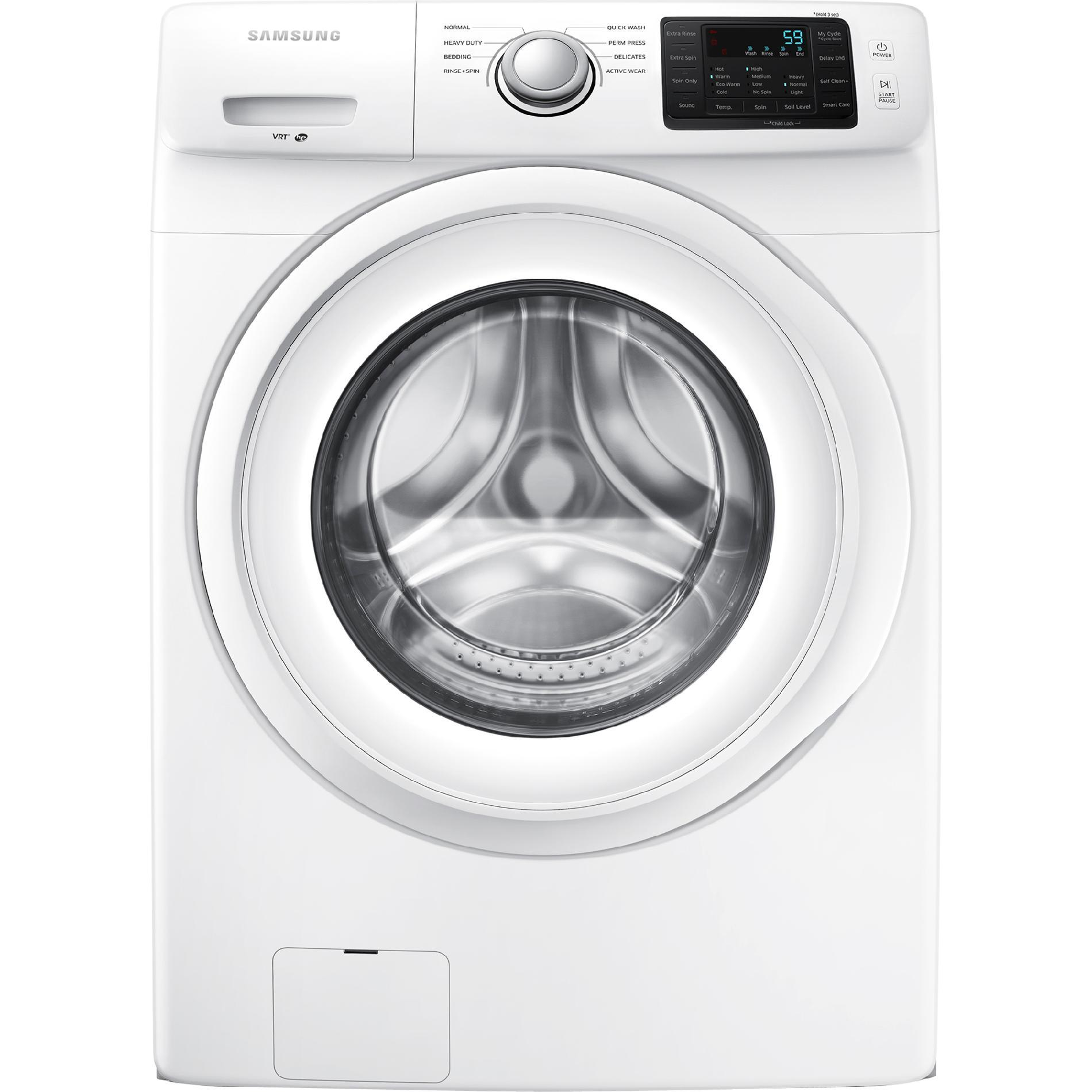 Samsung WF42H5000AW 4.2 cu. ft. Front-Load Washer - White