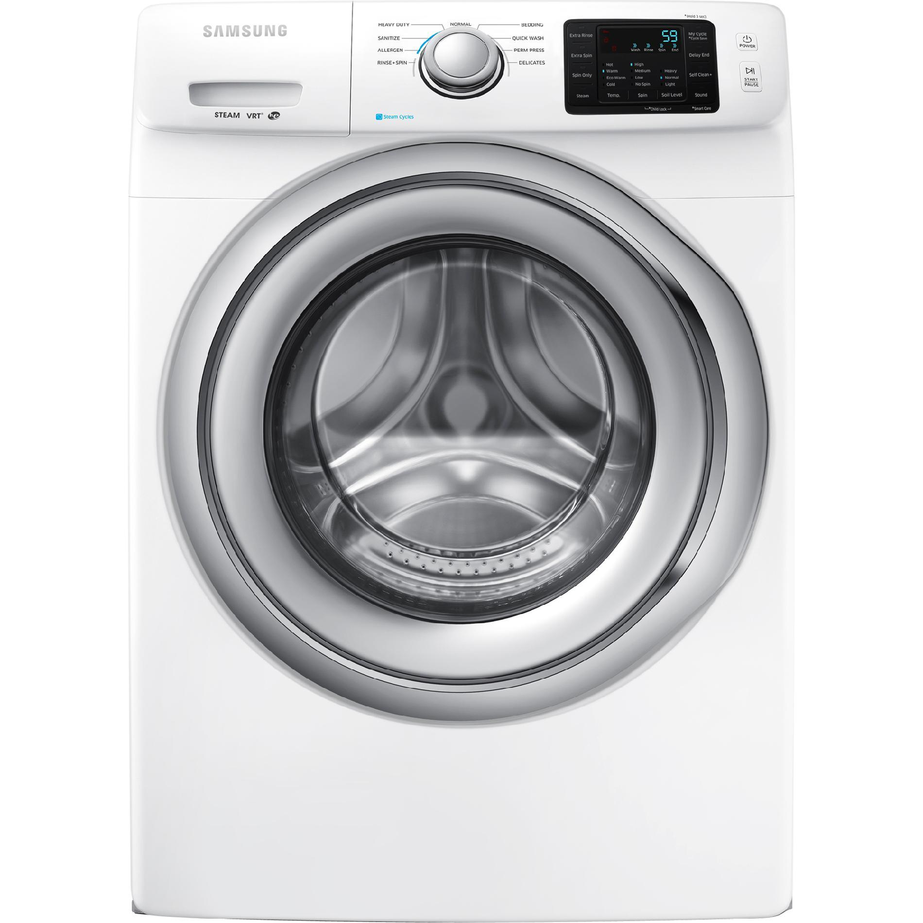 WF42H5200AW-4-2-cu-ft-Front-Load-Washer-w-Steam-Washing-White