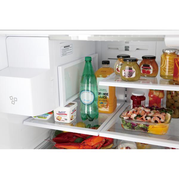 kenmore bottom freezer refrigerator manual