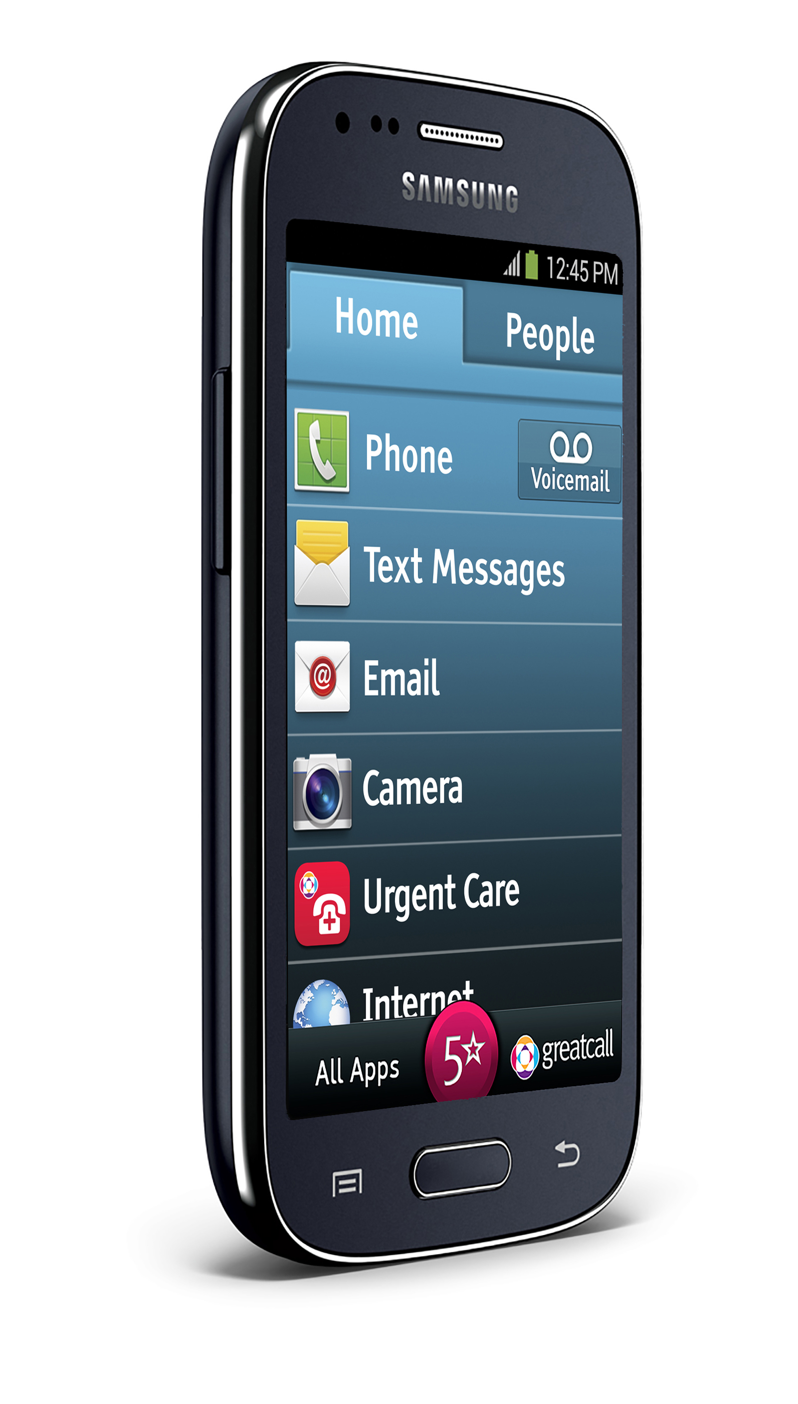 Greatcall Touch 3 - Gray (Samsung)