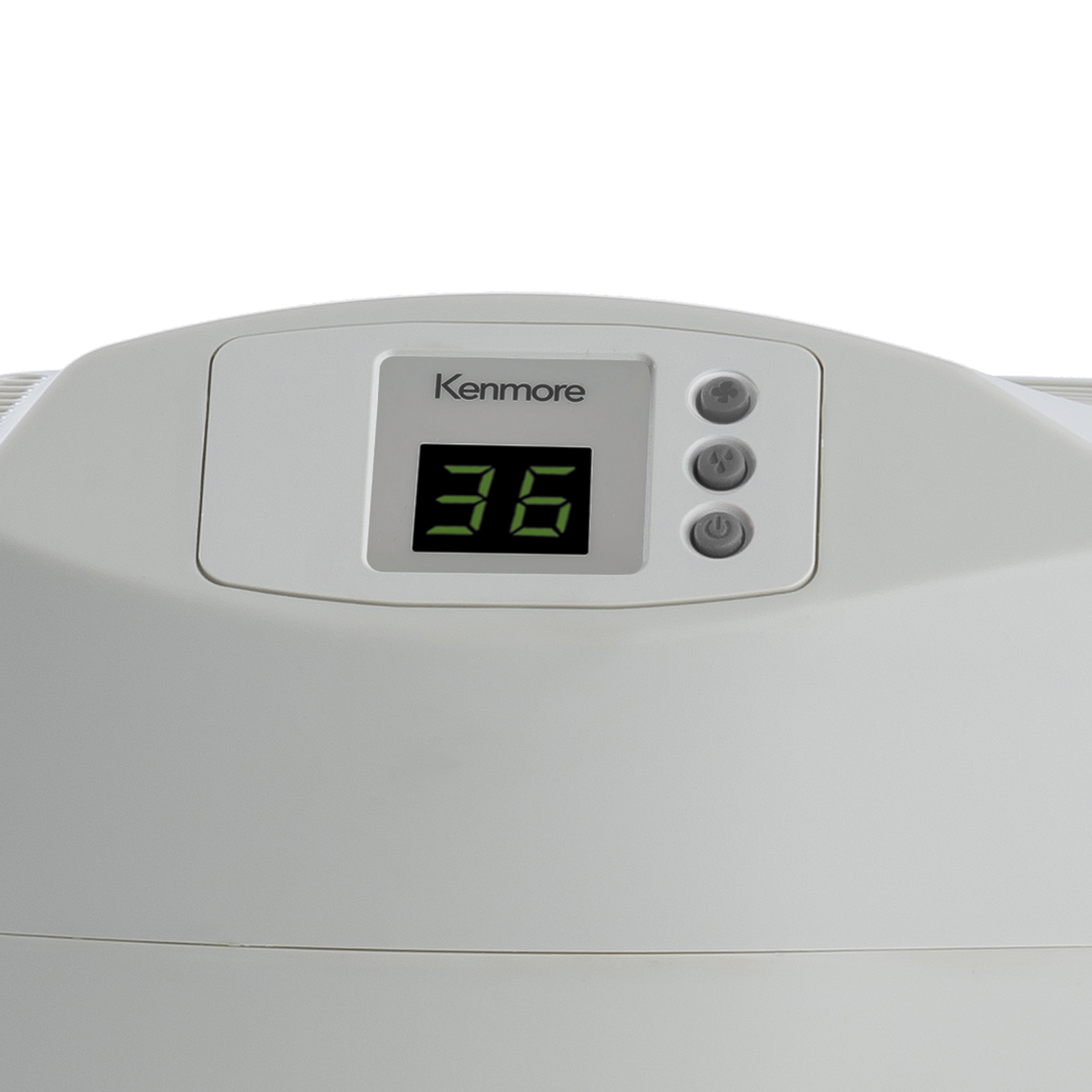 Kenmore Evaporative Humidifier (2.5 Gallon Capacity)