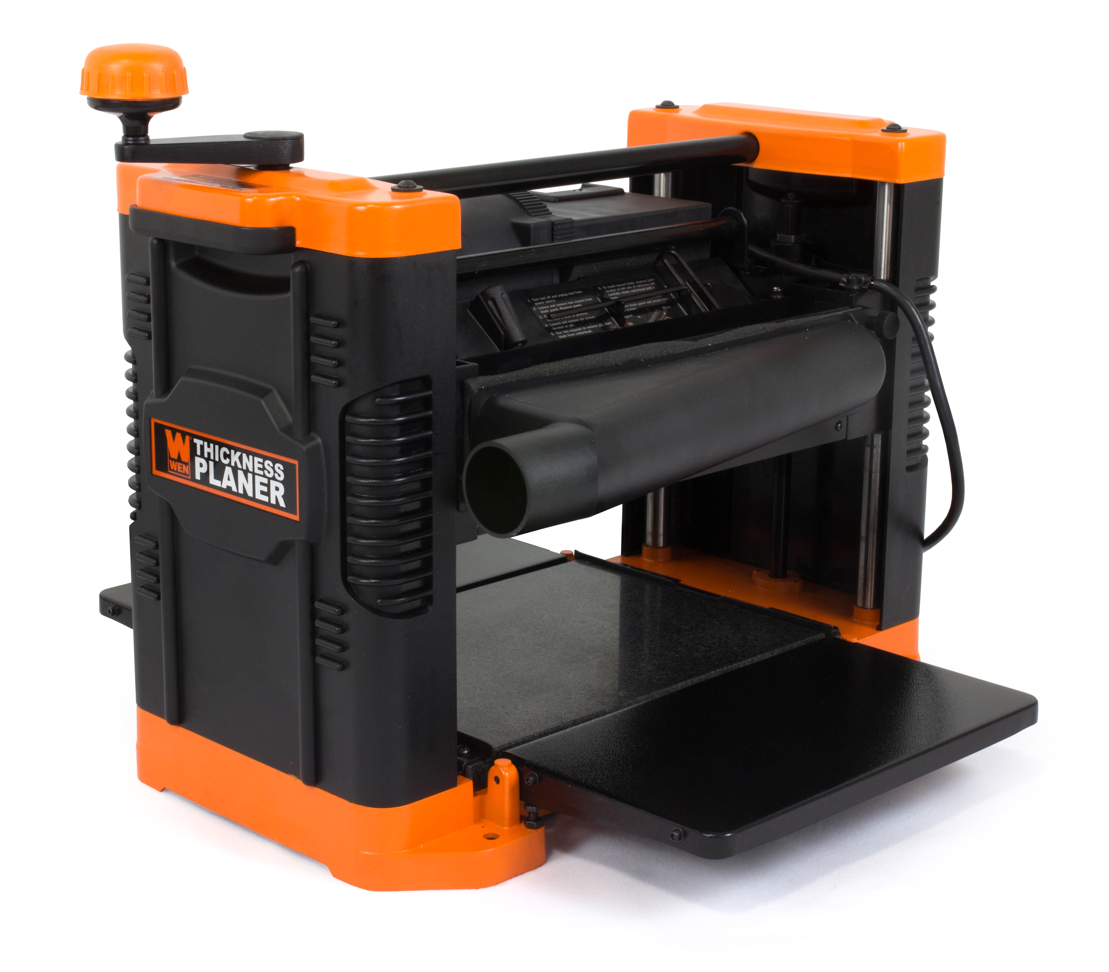 Wen 12.5-inch Benchtop Thickness Planer with Granite Table