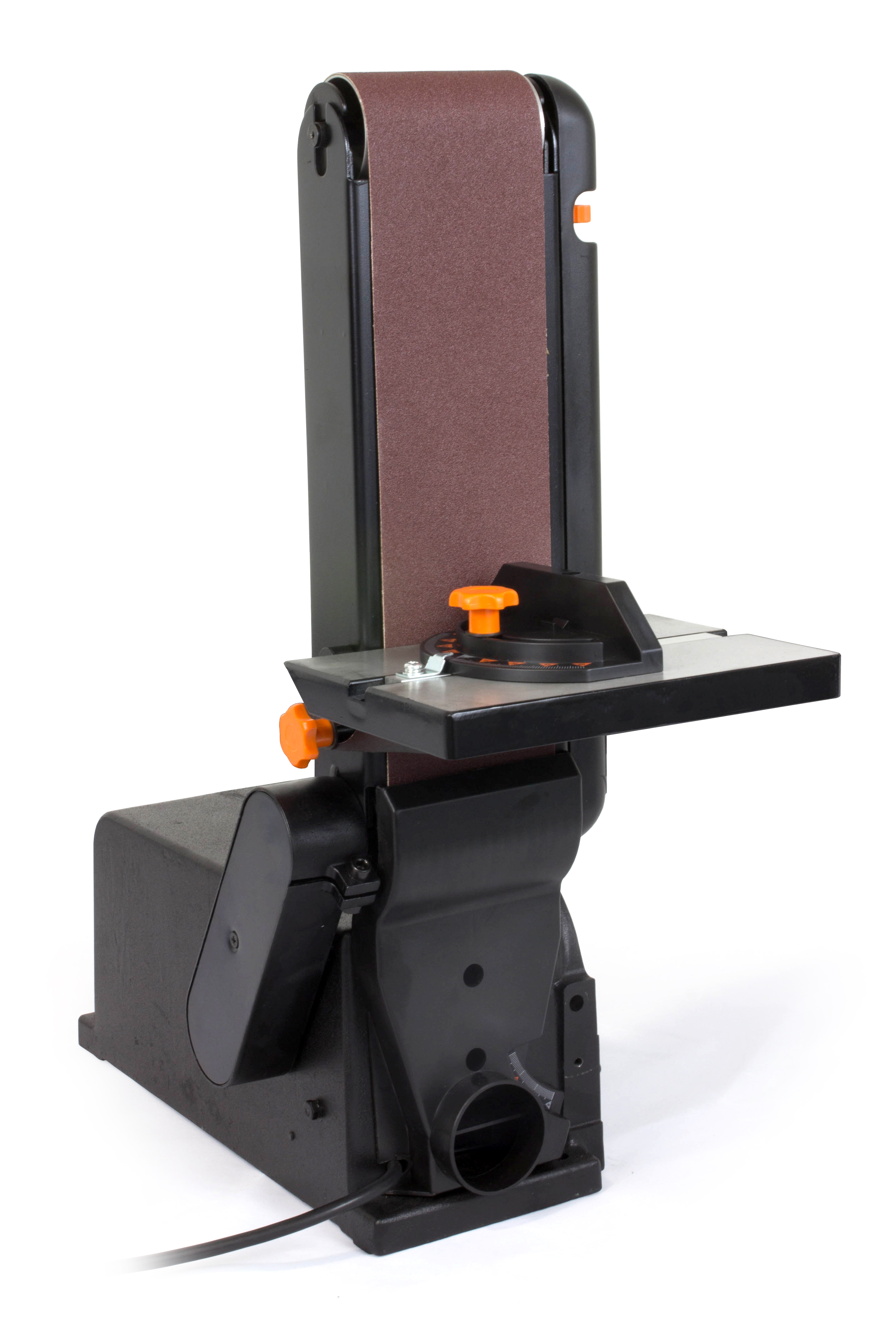 Wen 4 x 36-Inch Belt and 6-Inch Disc Sander with Cast Iron Base