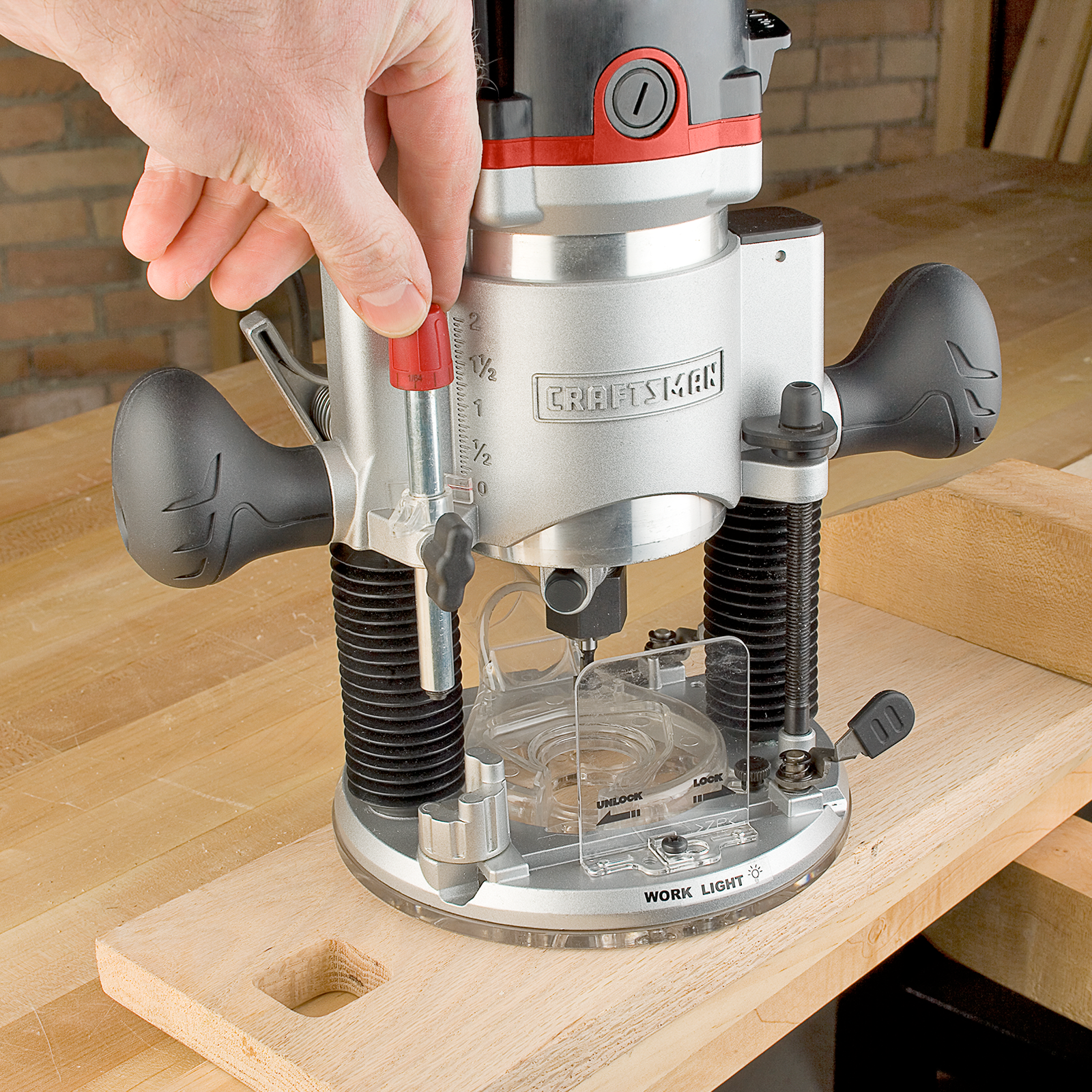 Craftsman 14 amp Digital Router