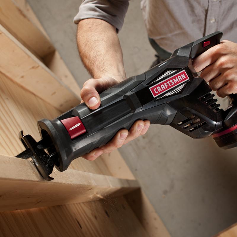 Craftsman C3 19.2-volt Reciprocating Saw