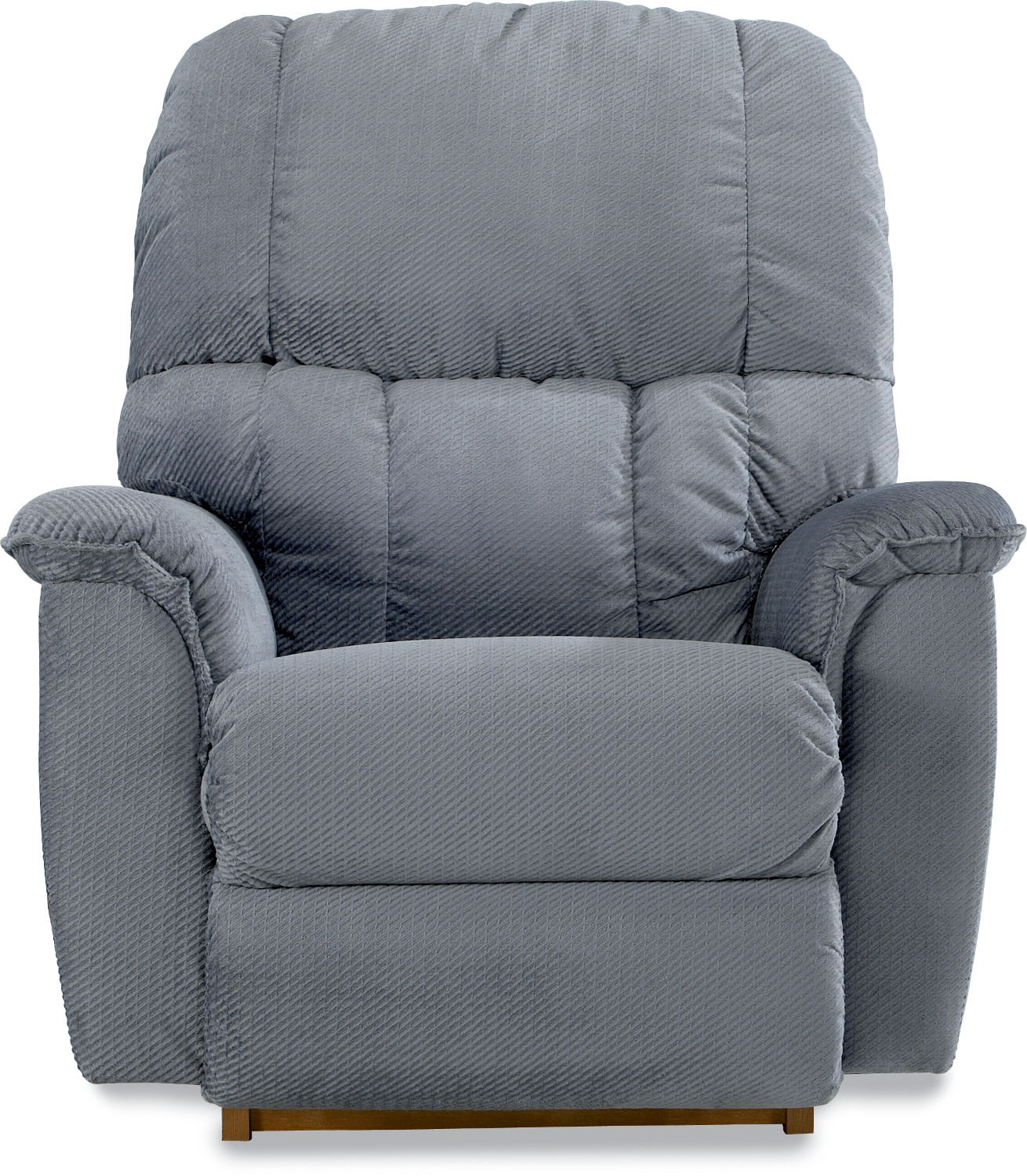 La-Z-Boy IMPERIAL POWER ROCKER RECLINER COASTAL BLUE