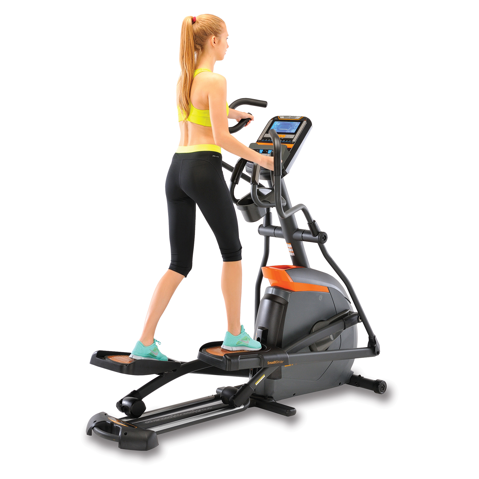 AFG 5.3AE Elliptical Trainer - FREE DELIVERY