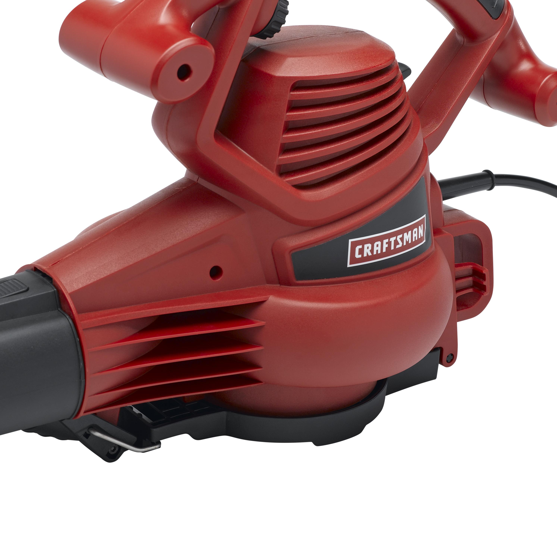 Sears Leaf Blowers Electric : Leaf vac blower shredder vacuum handheld bag speed