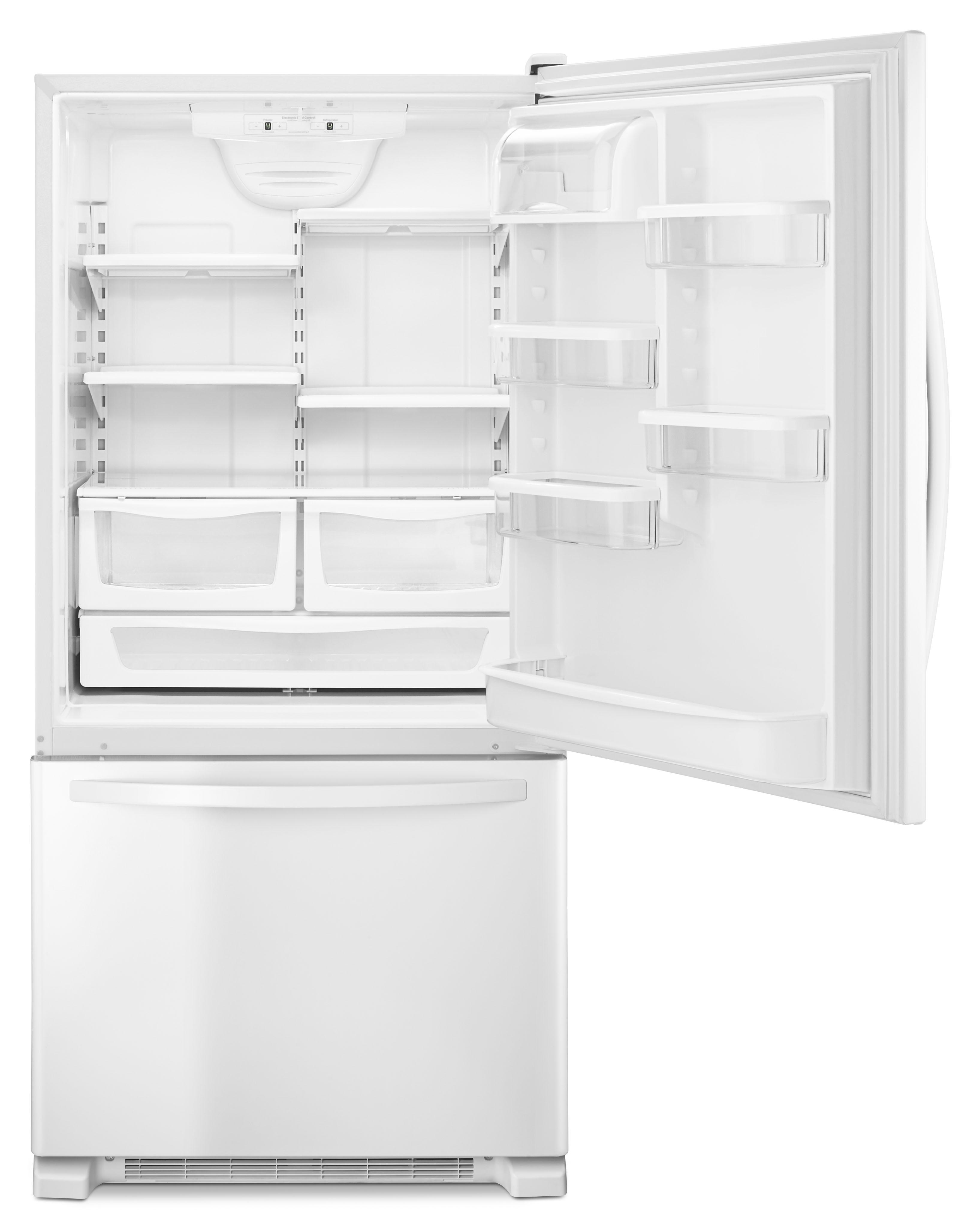 Kenmore 79312 19 cu. ft. Single Door Bottom Freezer - White