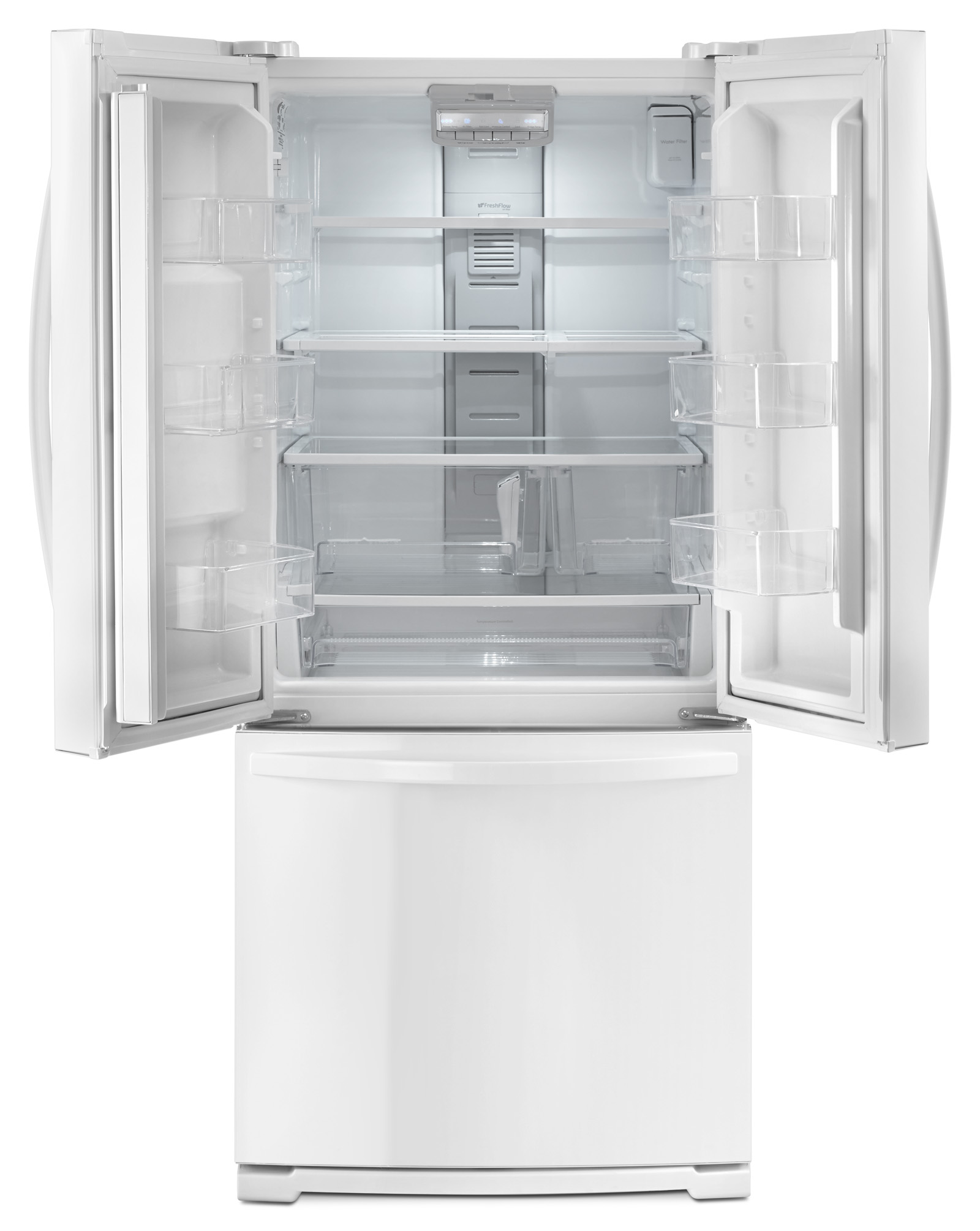 Kenmore 73002 19.5 cu. ft. Bottom Freezer Refrigerator - White