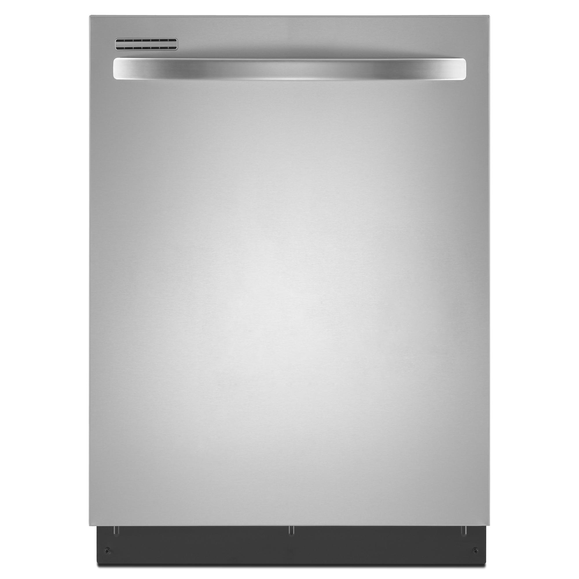 Kenmore 12413 24 Built-In Dishwasher w/ SmartWash® HE Cycle - Stainless Steel