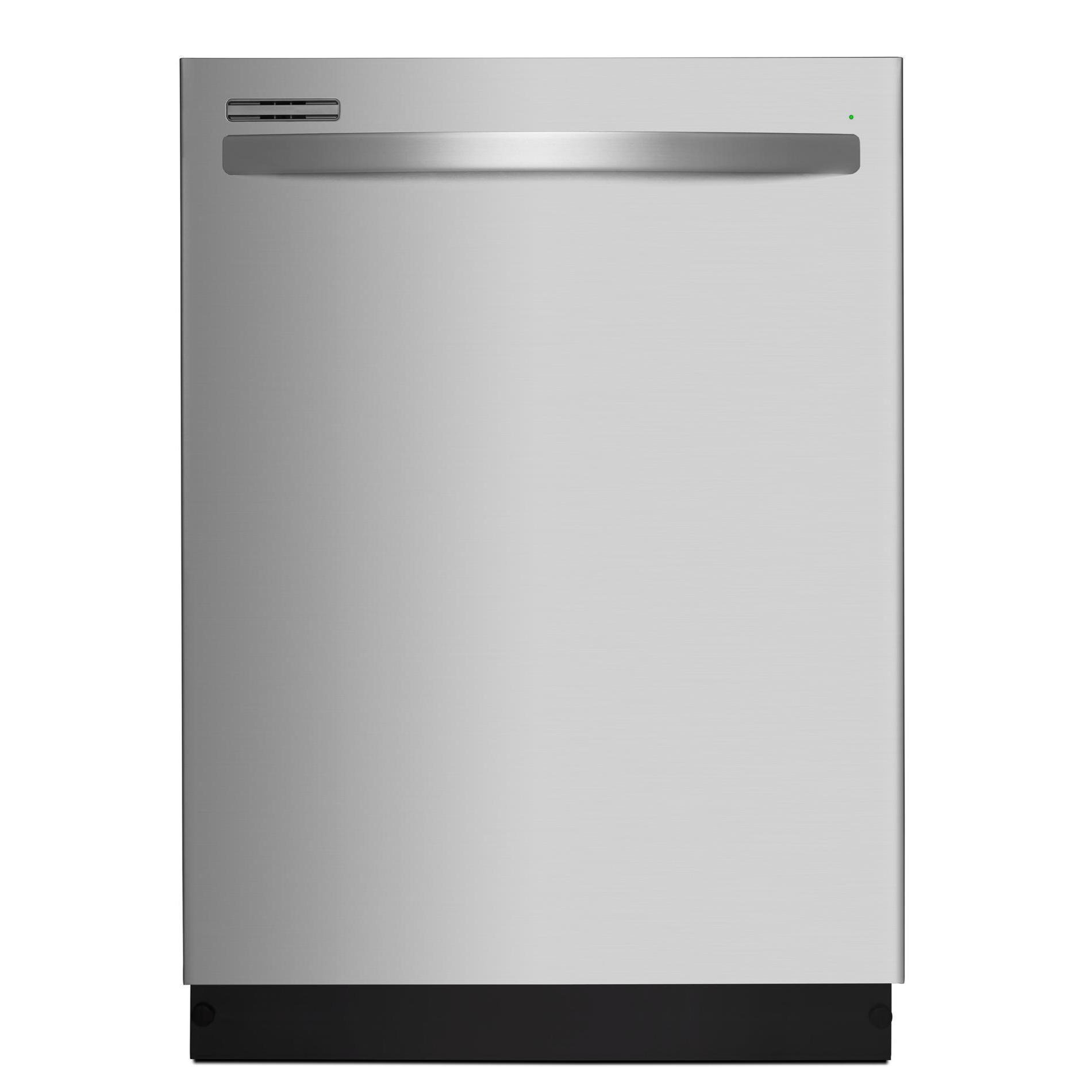 Kenmore 13473 24 Built-In Dishwasher w/ PowerWave™ Spray Arm - Stainless Steel
