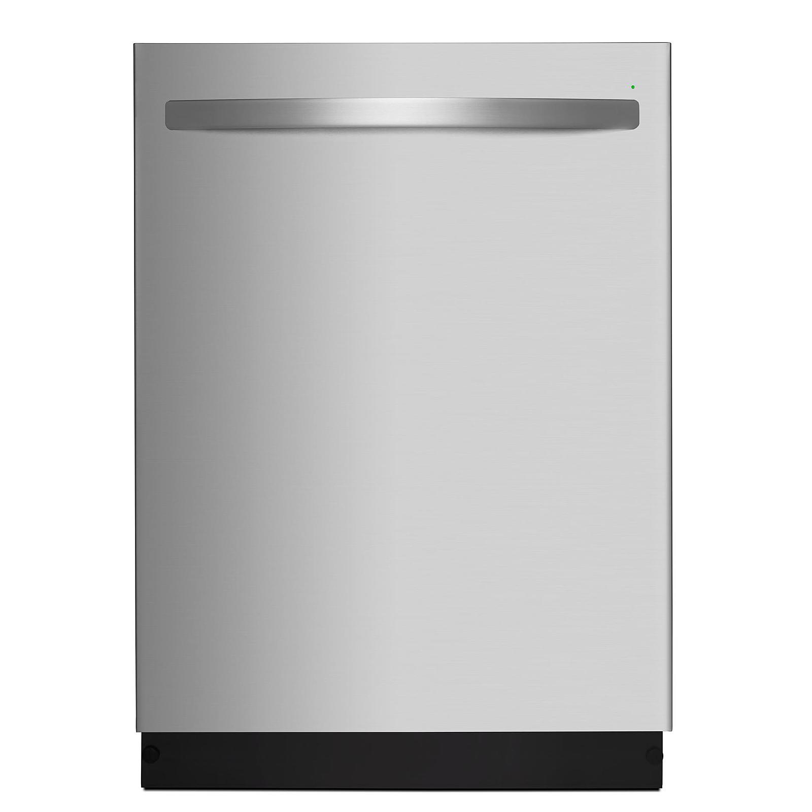 Kenmore 13543 24 Built-In Dishwasher w/ PowerWave Spray Arm - Stainless Steel