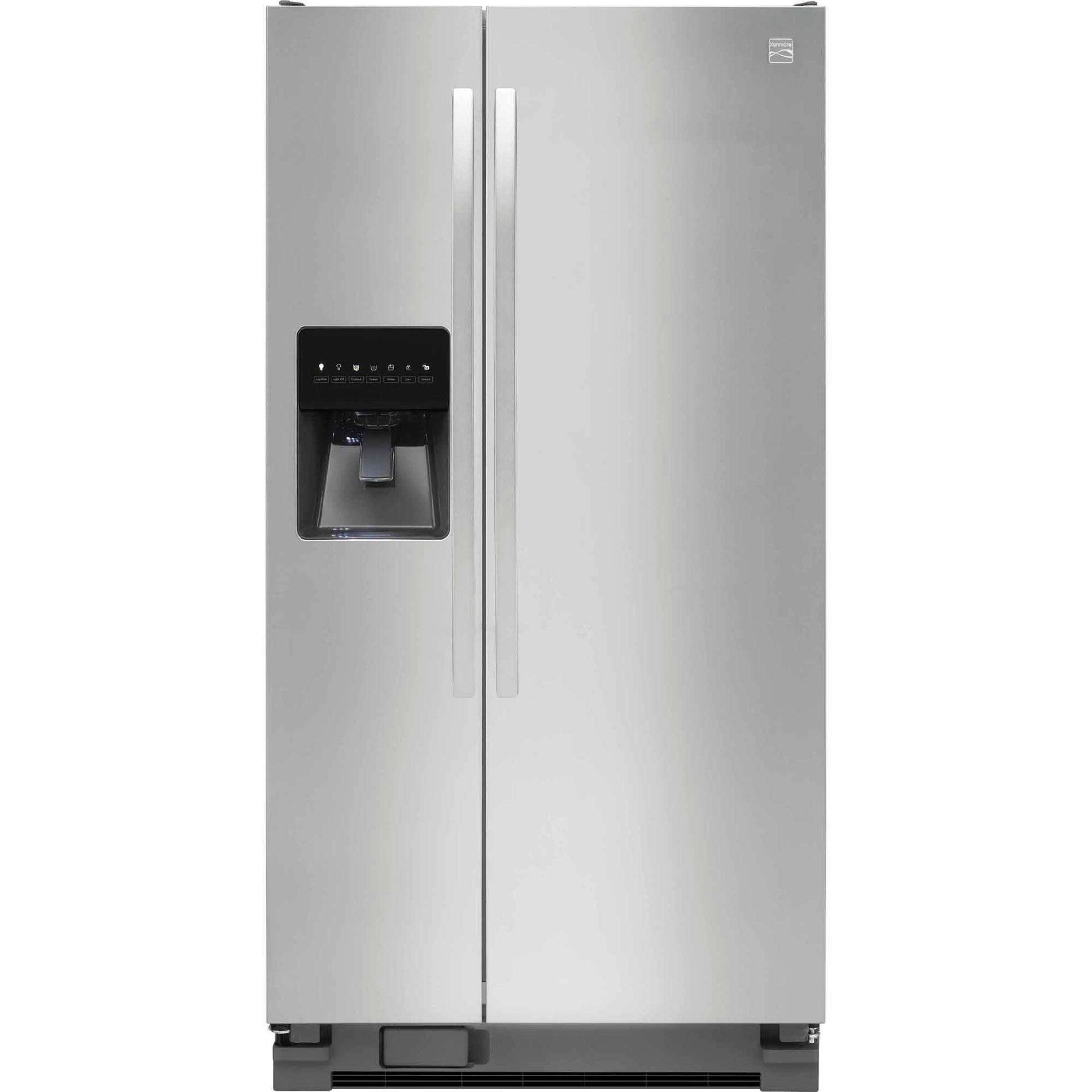 51793-21-cu-ft-Side-by-Side-Refrigerator-Stainless-Steel