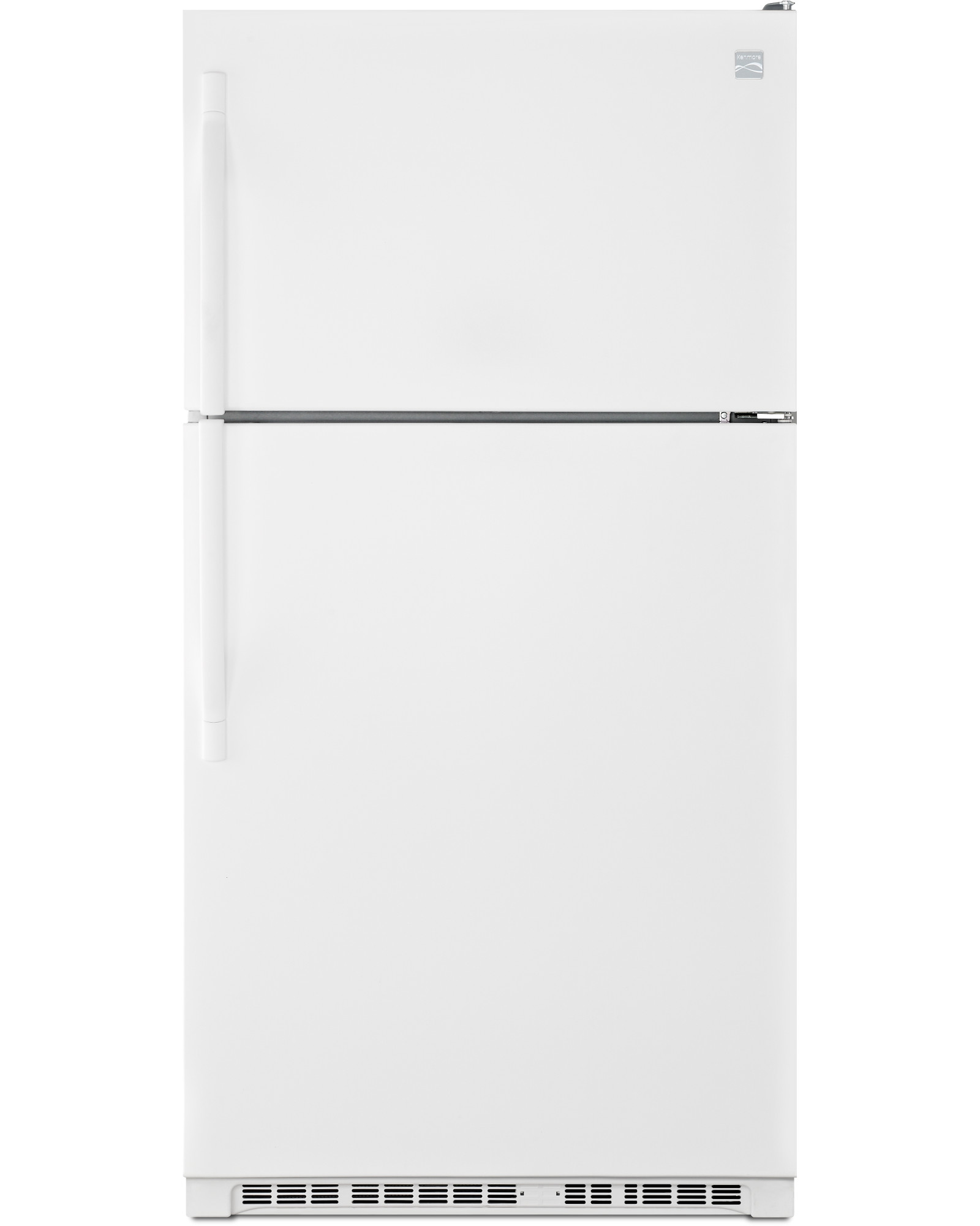 Kenmore 70212 20.5 cu. ft. Top Freezer Refrigerator w/ Ice Maker - White