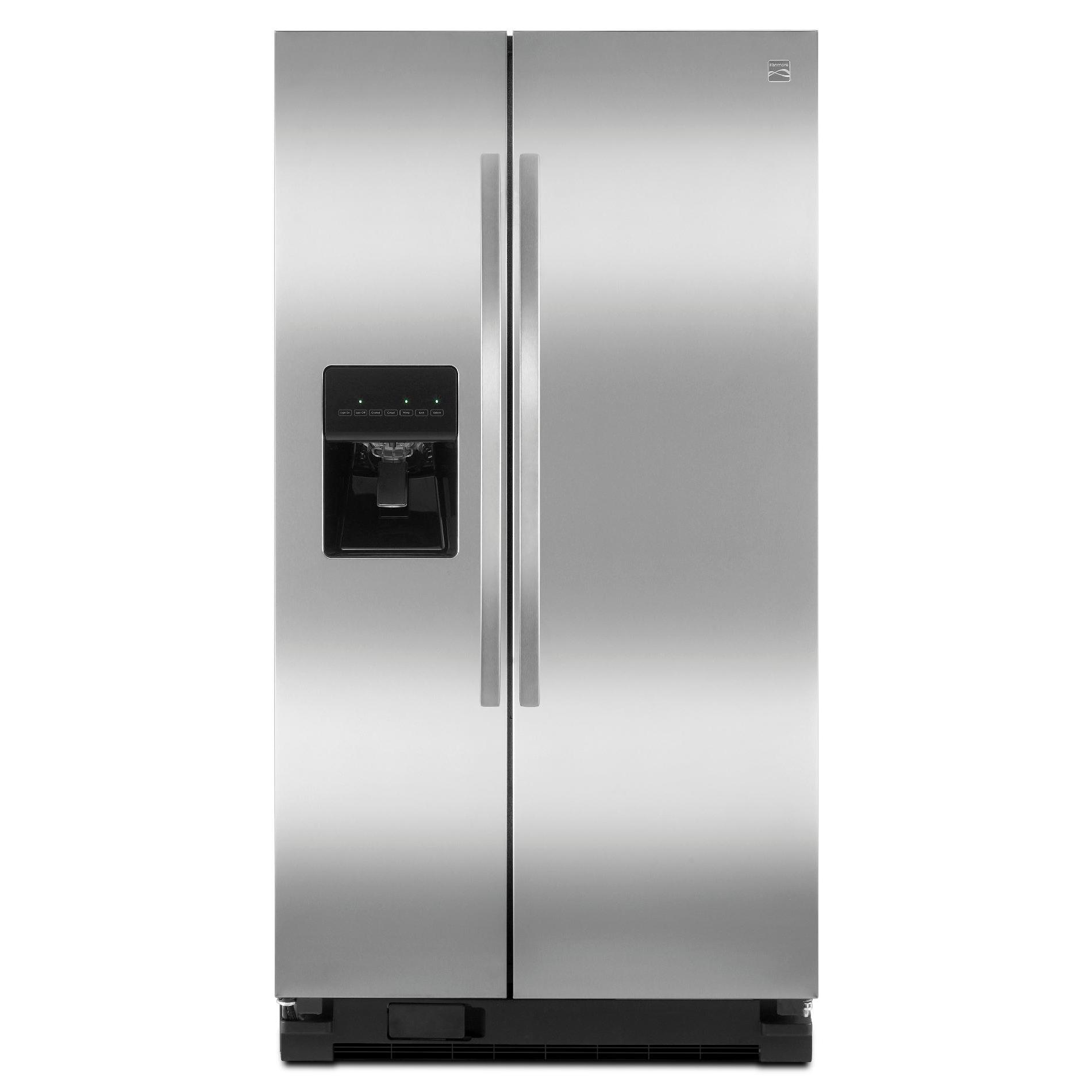 50023-25-cu-ft-Side-by-Side-Refrigerator-Stainless-Steel