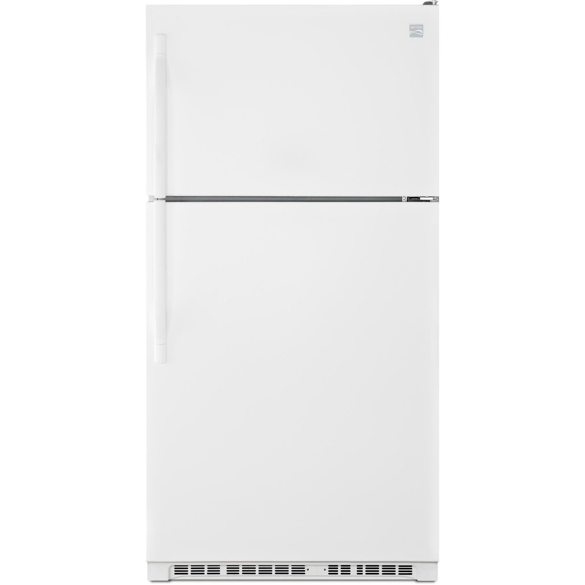 Kenmore 60212 20.5 cu. ft. Top Freezer Refrigerator - White