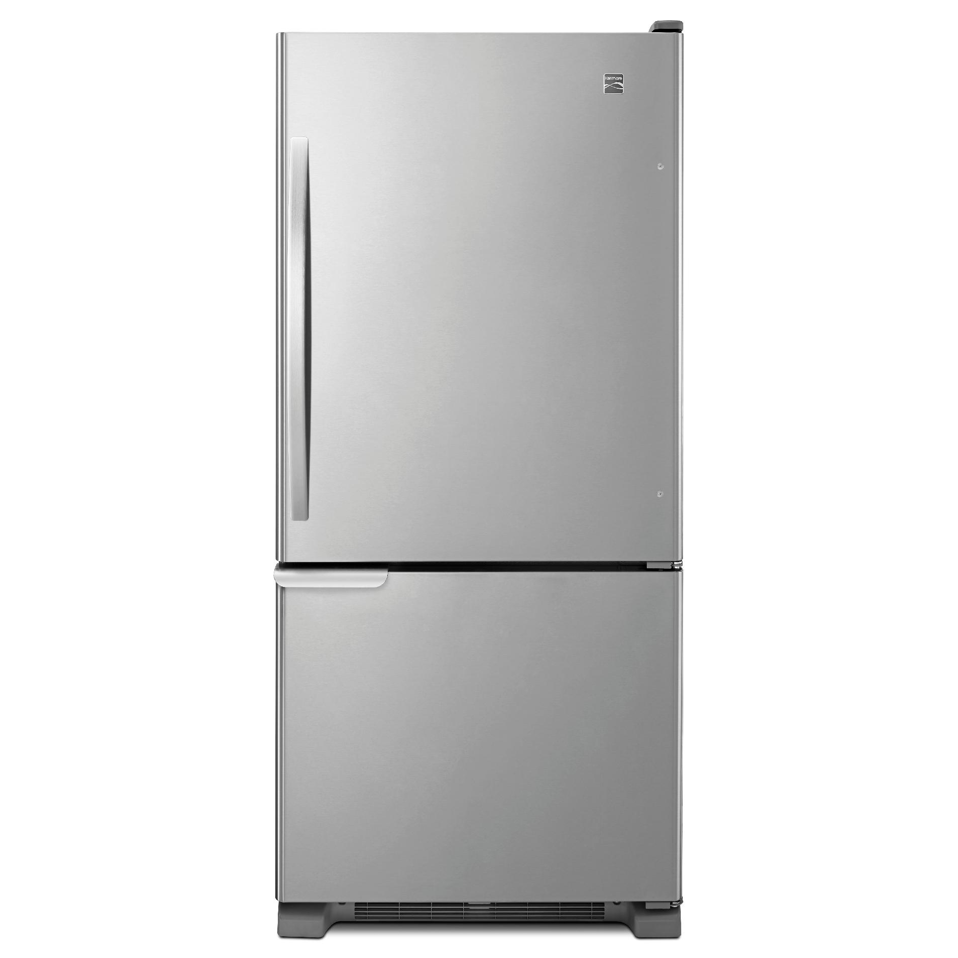 69313-19-cu-ft-Bottom-Freezer-Refrigerator-Stainless-Steel