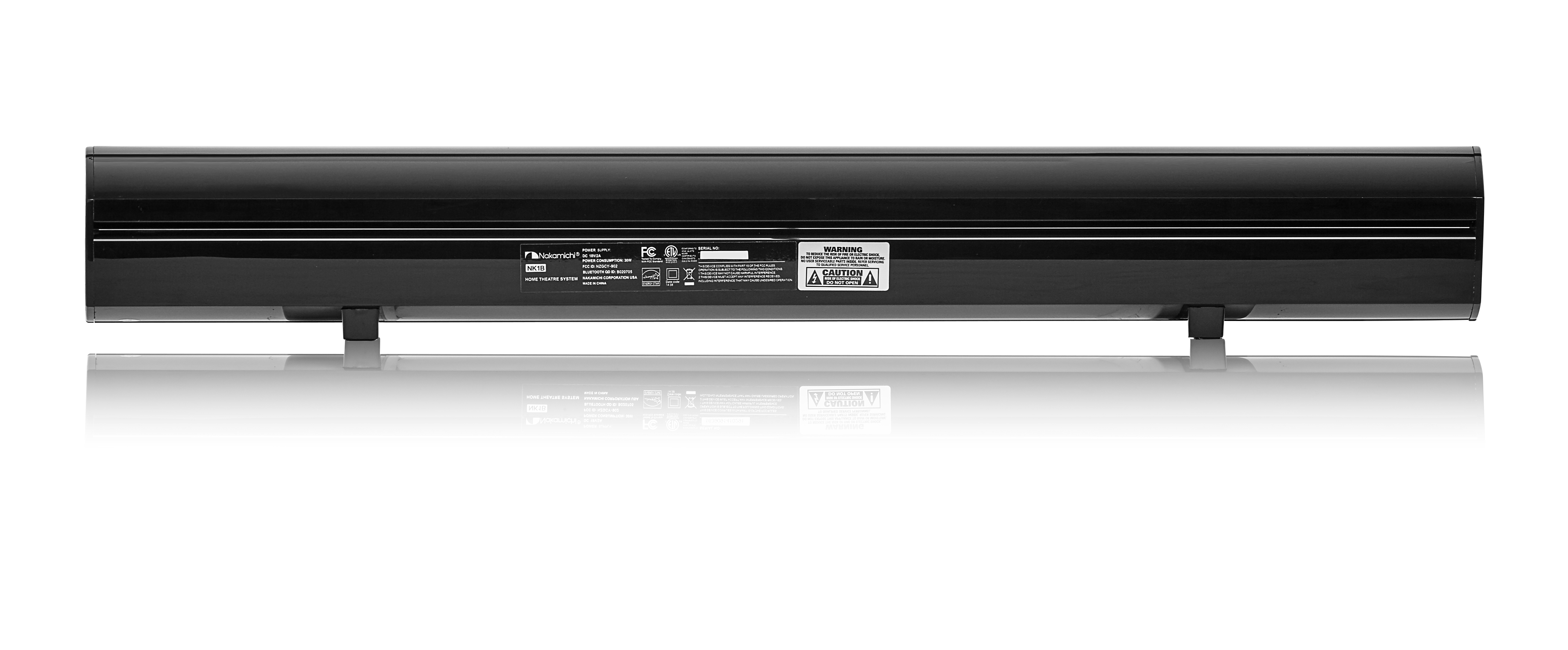 Nakamichi NK1B 90-Watt Bluetooth Soundbar