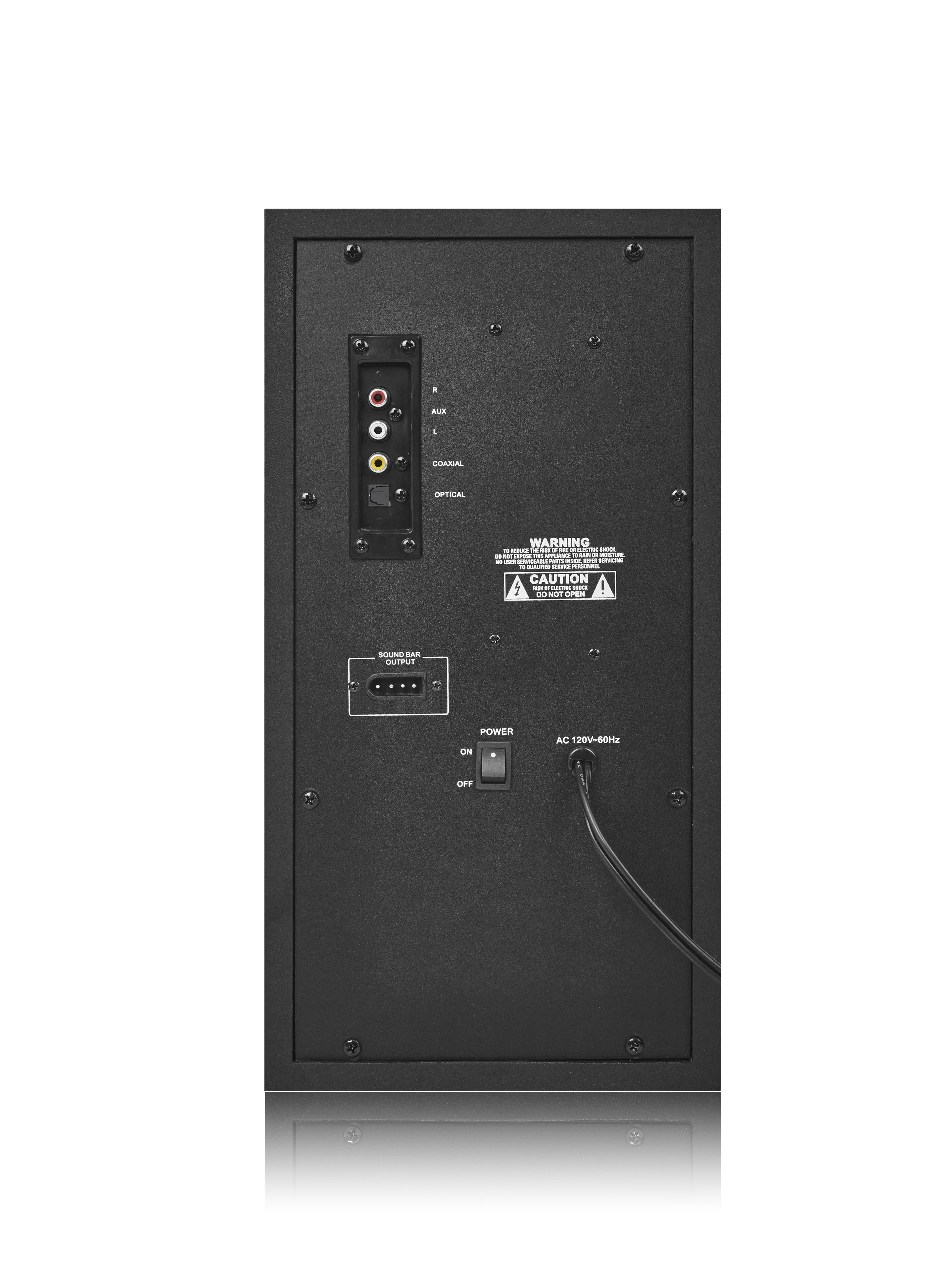 Nakamichi NK6 300-Watt Bluetooth Soundbar w/ Wired Subwoofer