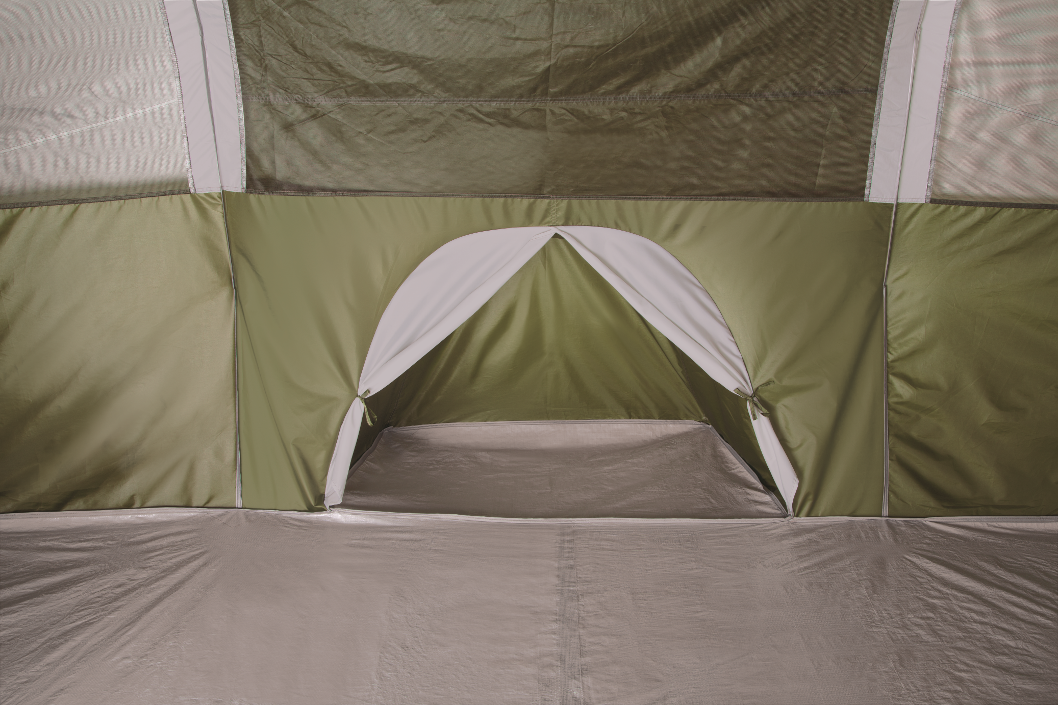 Northwest Territory Eagle River 18' x 10', 8 Person Tent with Quick Camp Insta-Frame