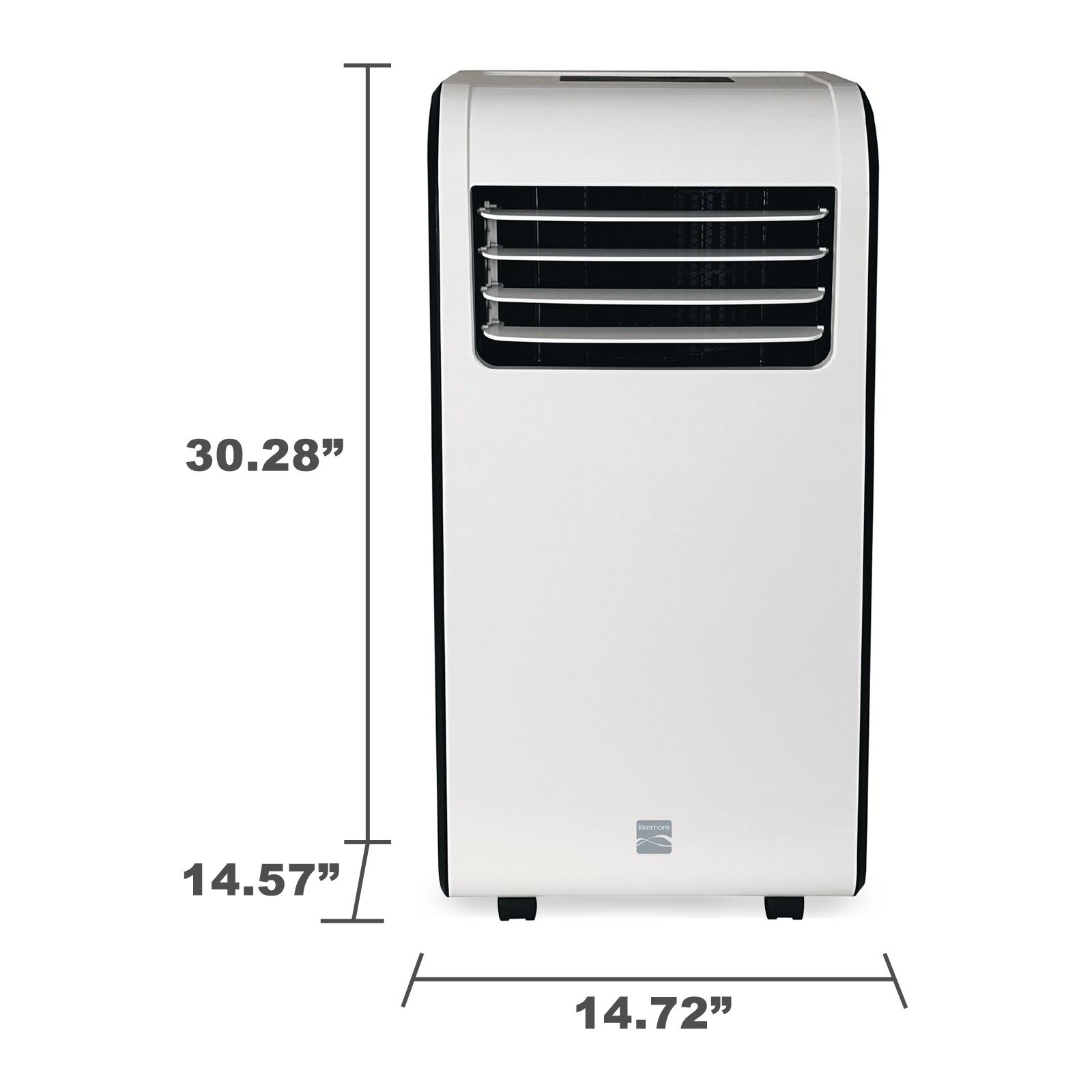 Kenmore 10,000-BTU Portable A/C Unit