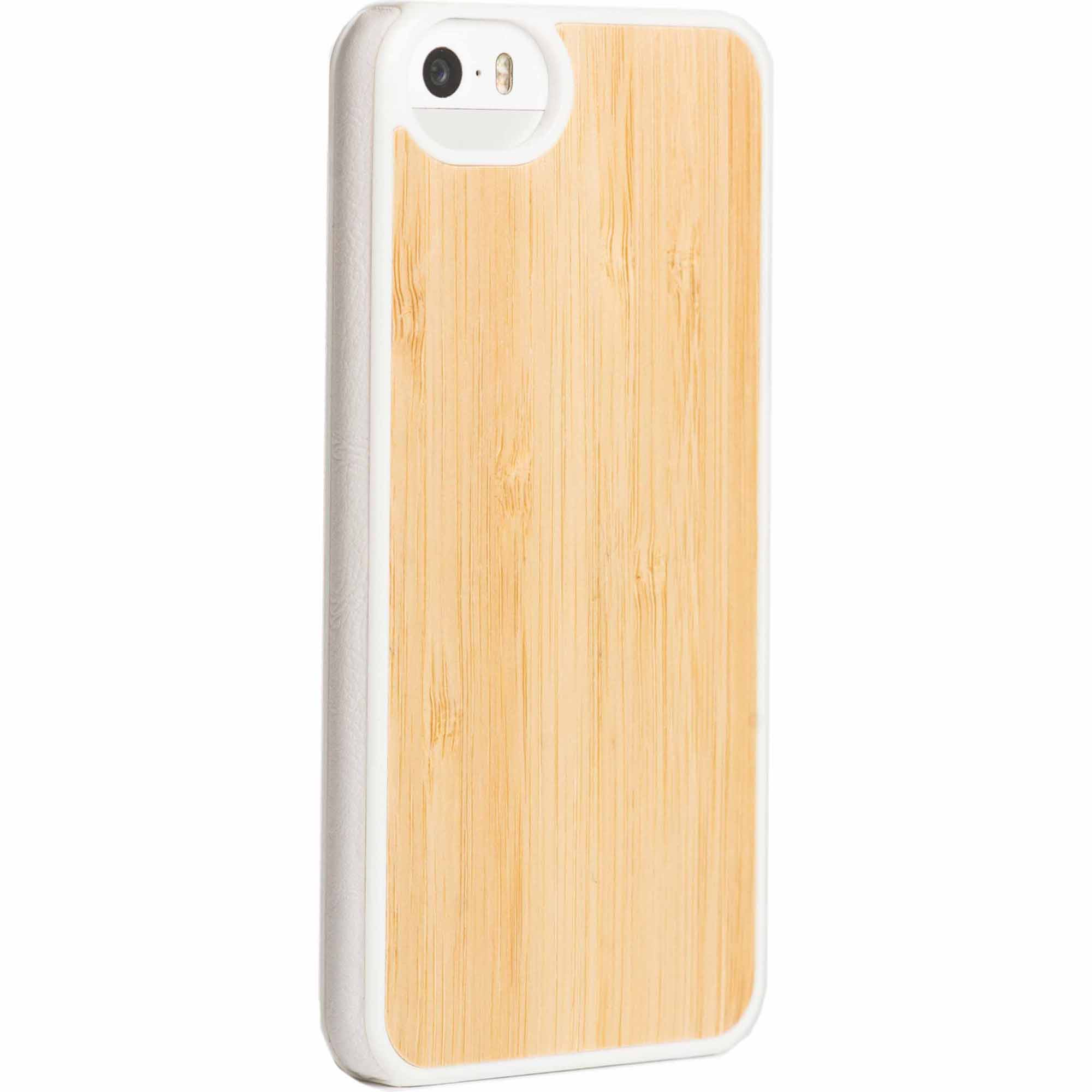 Agent 18 Inlay Case for iPhone 5/5s - Bamboo