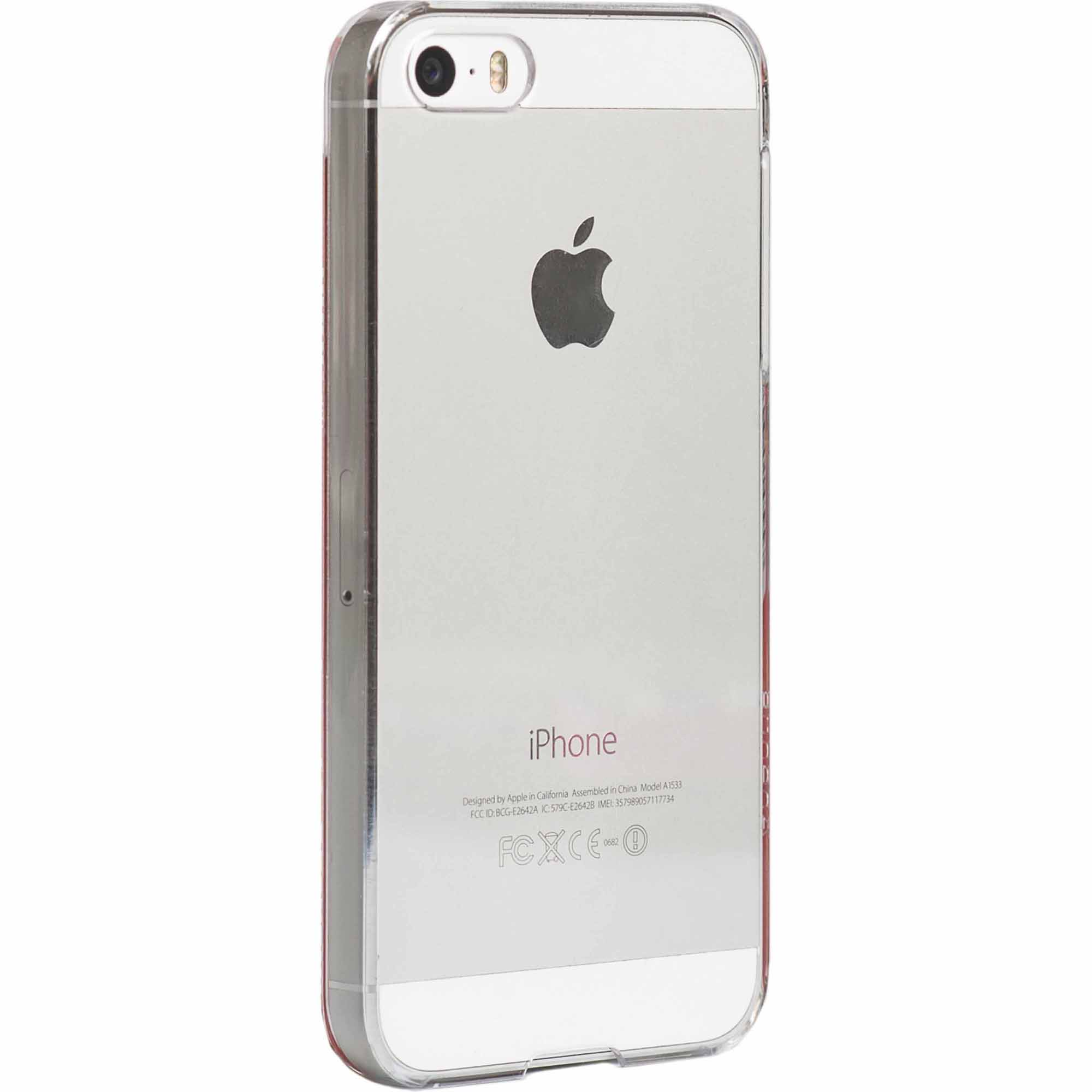 Agent 18 ClearShield Case for Apple iPhone 5/5S - Clear