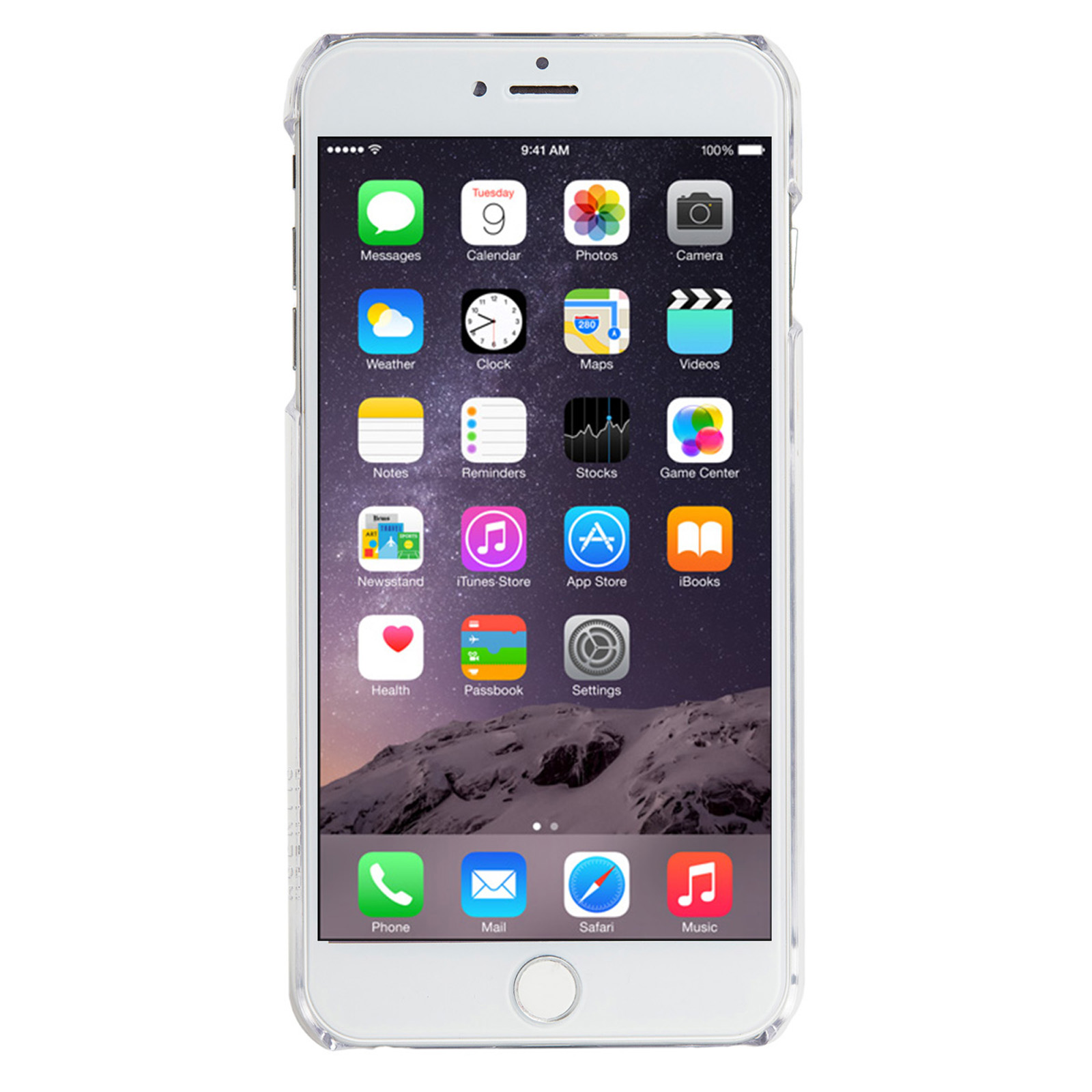 Agent 18 ClearShield Case for Apple iPhone 6 Plus - Clear