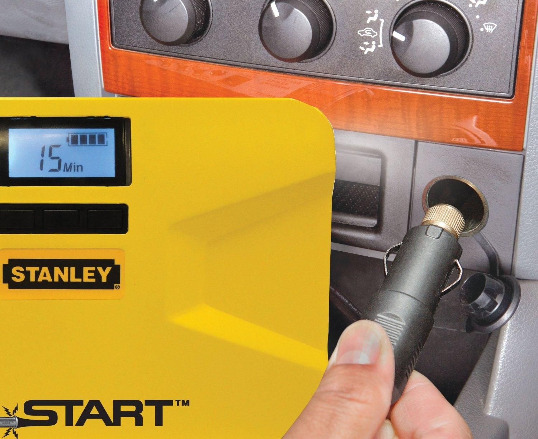 Stanley Simple Start Digital Battery Booster