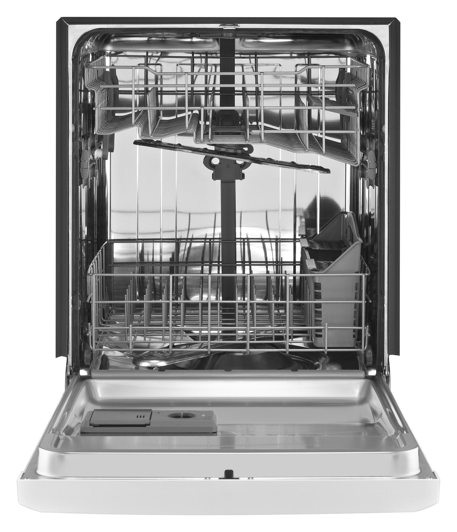 "Maytag 24"" Built-In Dishwasher w/ PowerBlast™ Cycle - White"