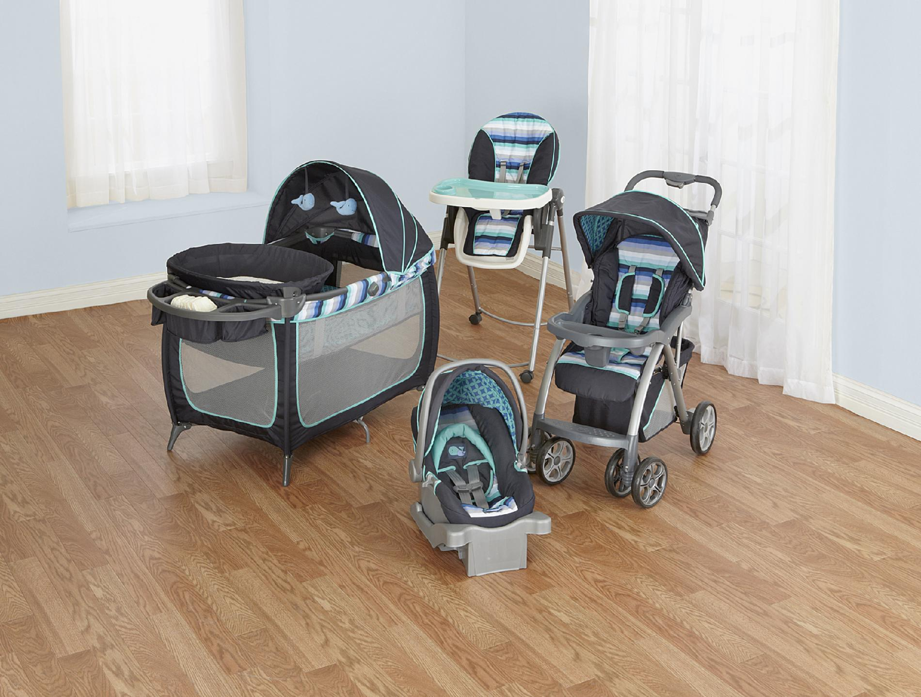 Carter S Whale Of A Time Travel System Baby Baby Gear