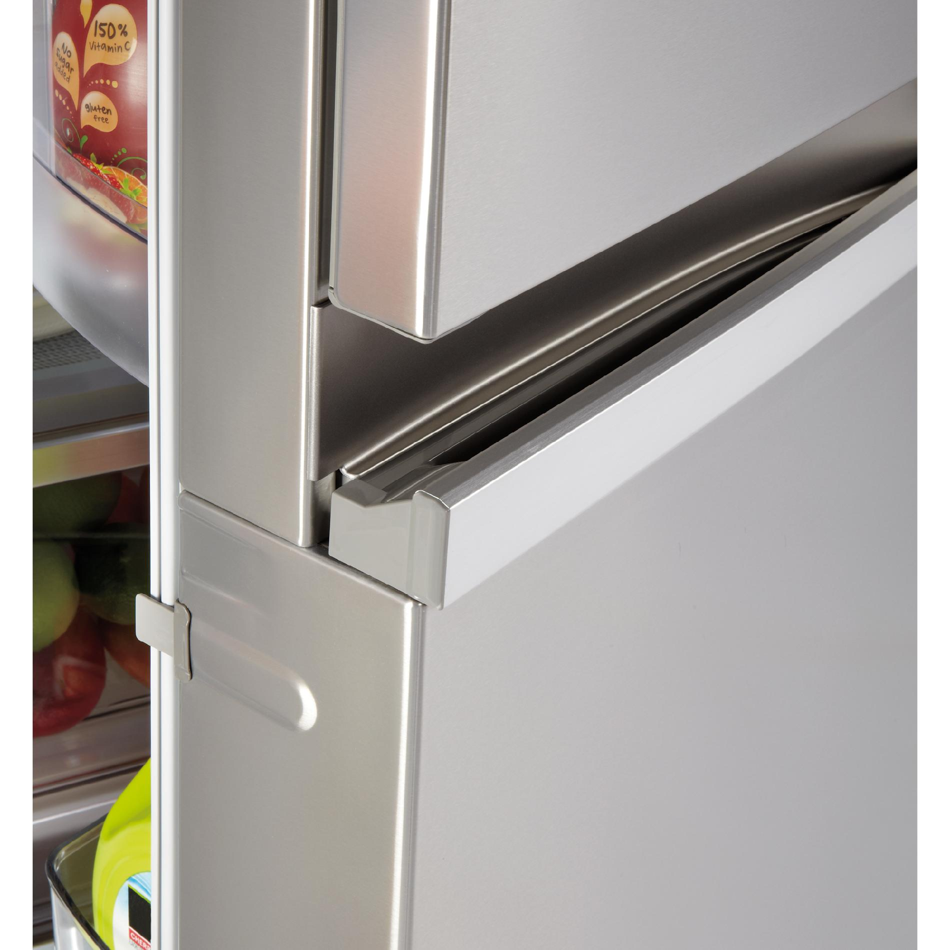 LG LSC22991ST 21.5 cu. ft. Counter-Depth Lar Capacity SxS Refrigerator with Door-in-Door