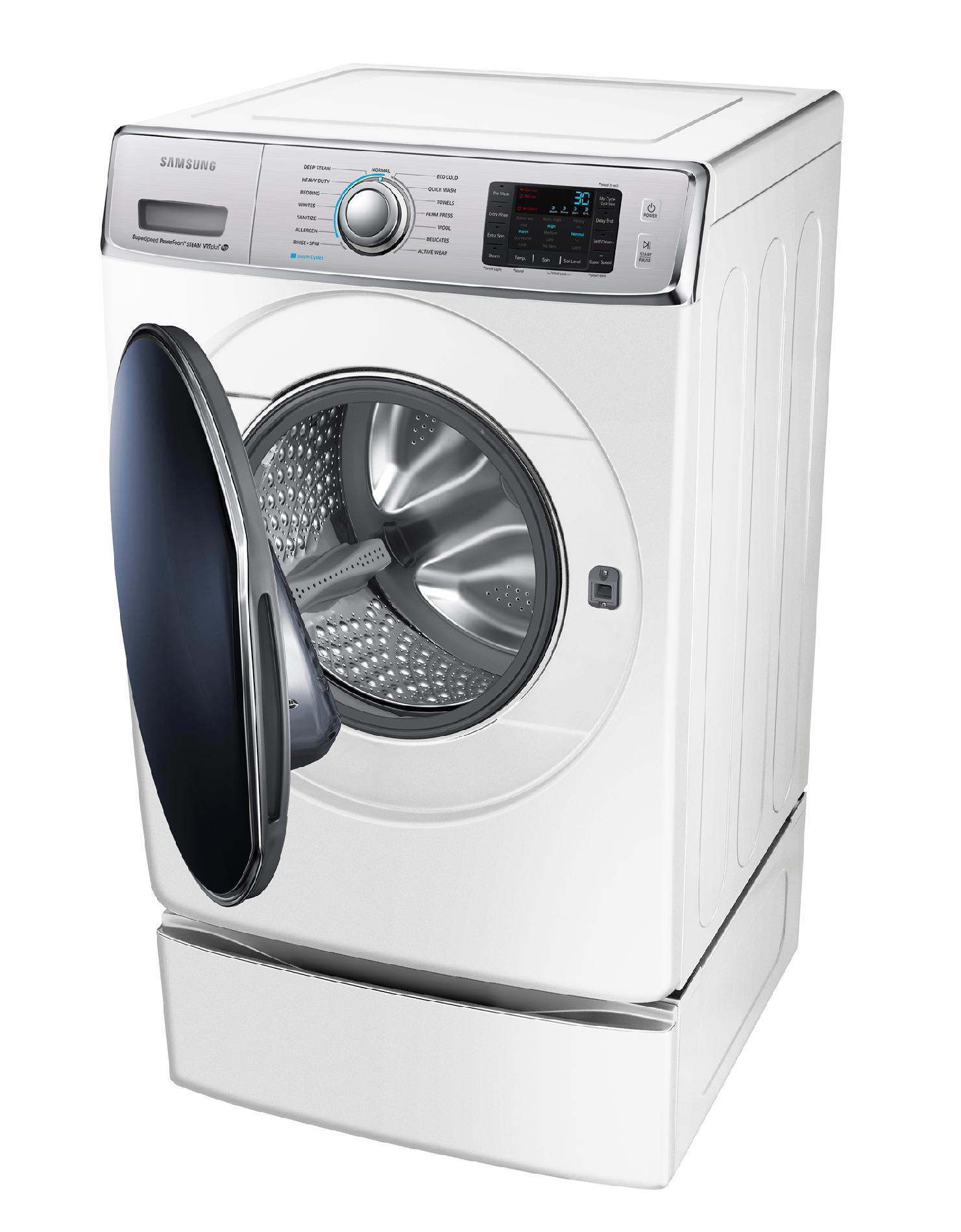 Samsung WF56H9100AW 5.6 cu. ft. Front-Load Washer - White