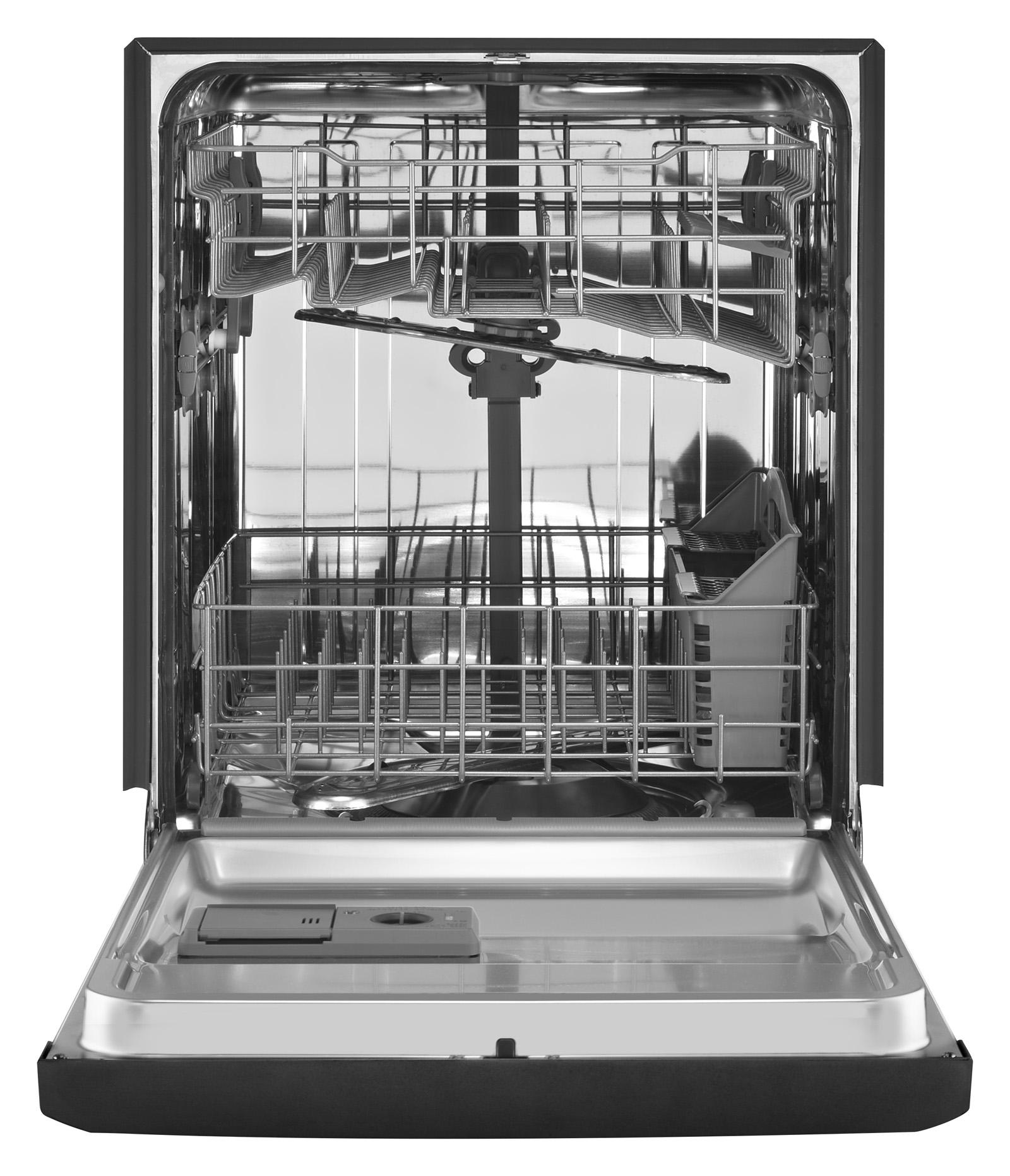 """Maytag 24"""" Built-In Dishwasher w/ PowerBlast™ Cycle - Black"""