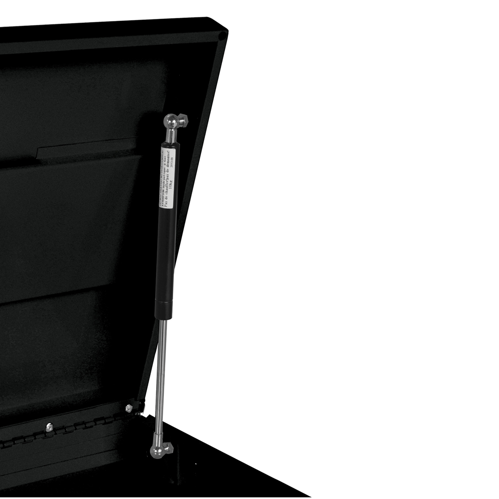 Viper Tool Storage 41-inch 9 Drawer 18G Steel Top Chest, Black