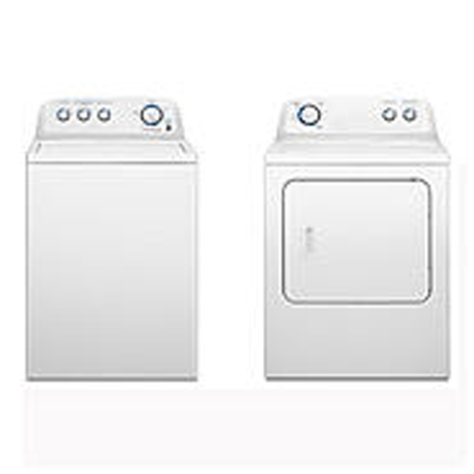 Washer and dryer bundles sears outlet Sears washer and dryer