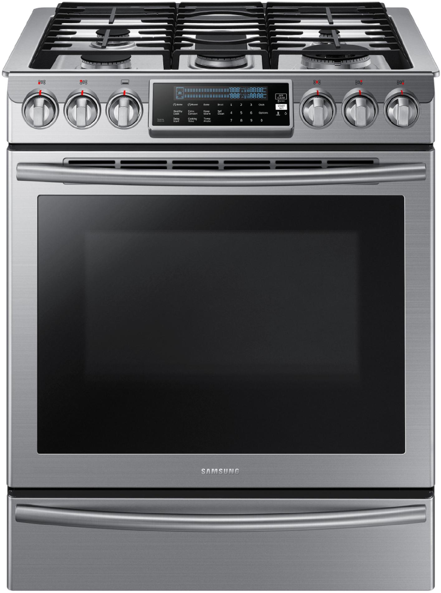 NX58H9500WS-5-8-cu-ft-Slide-In-Gas-Range-w-Intuitive-Controls-Stainless-Steel