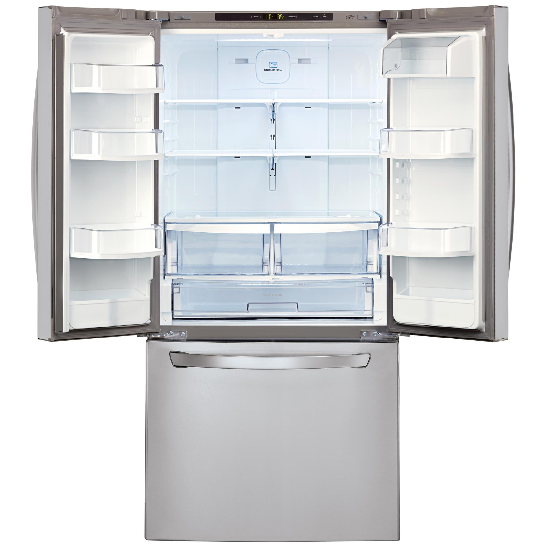 LG LFC24770ST 23.6 Cu. Ft. French Door Refrigerator w/ Smart Cooling