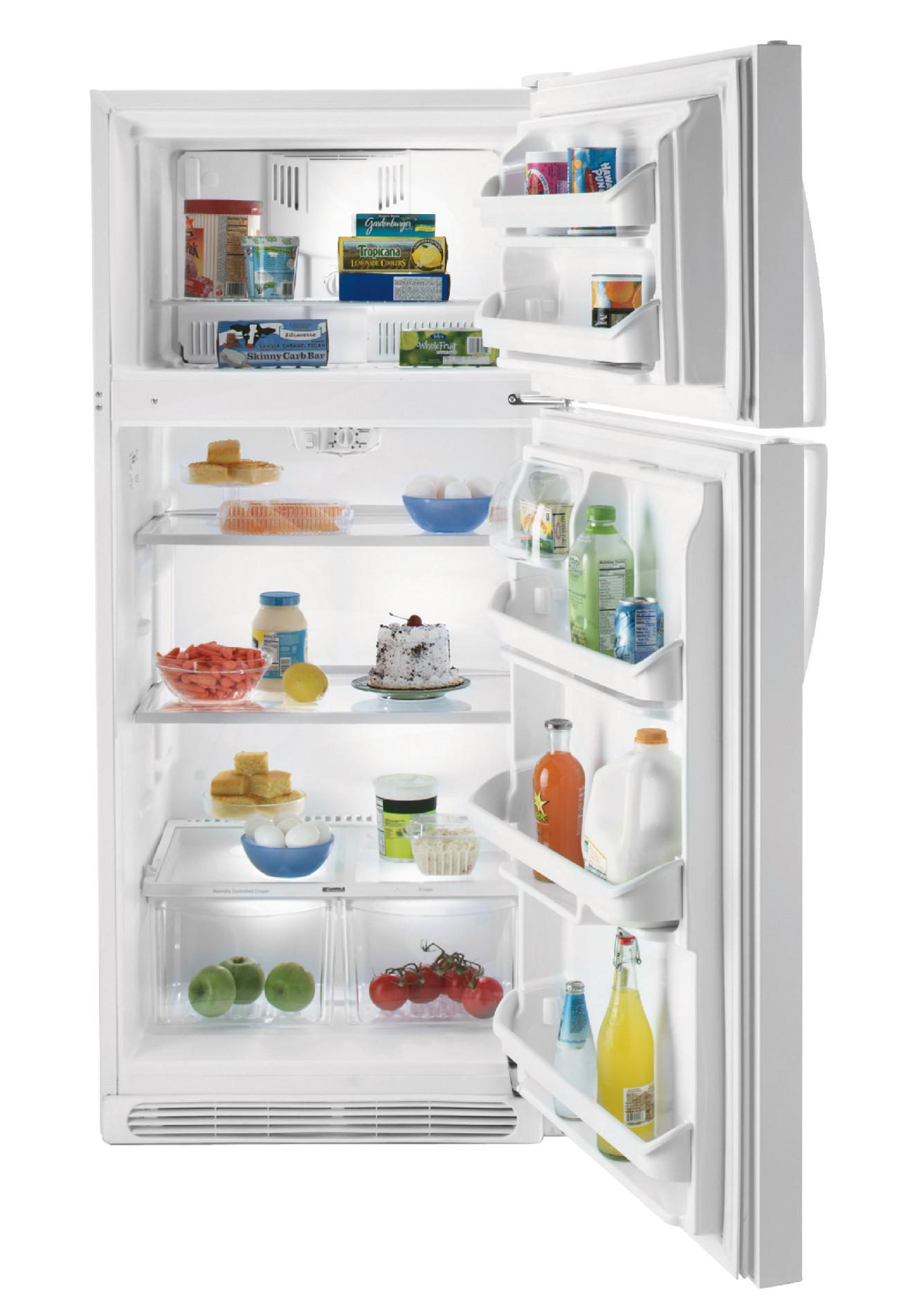 Kenmore 18.2 cu. ft. Top-Freezer Refrigerator, White