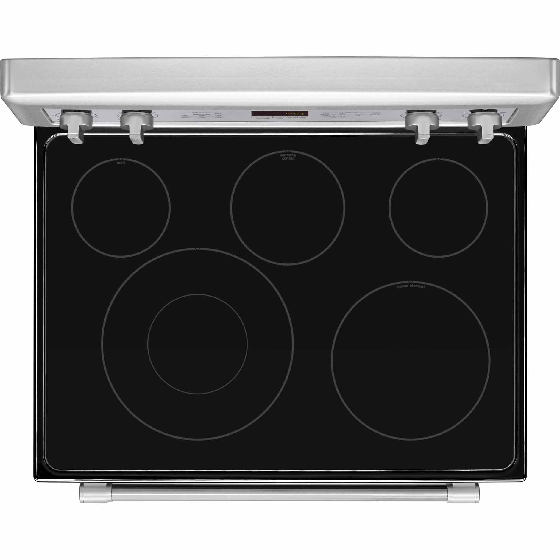 Maytag MET8720DS 6.7 cu. ft. Electric Double-Oven Range - Stainless Steel